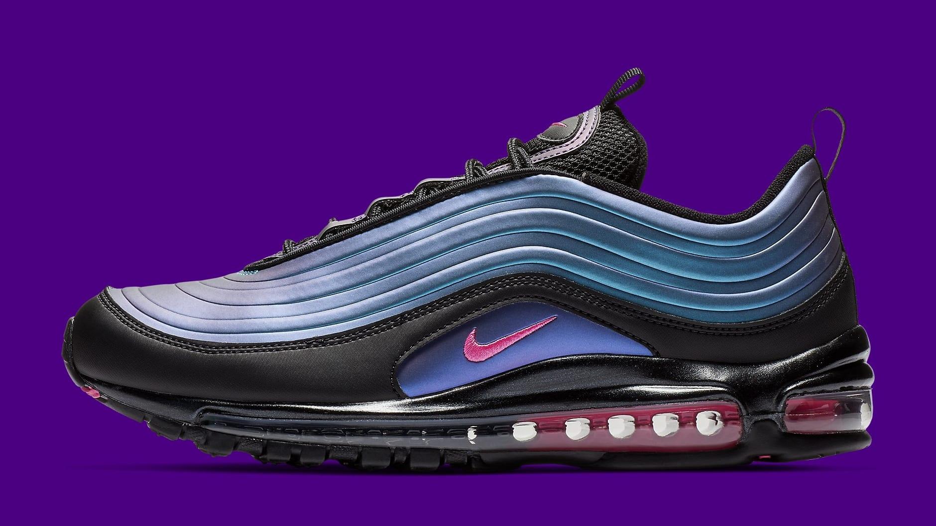 lowest price 00eca 8ba1f Image via Nike Nike Air Max 97  Throwback Future  AV1165-001 Lateral