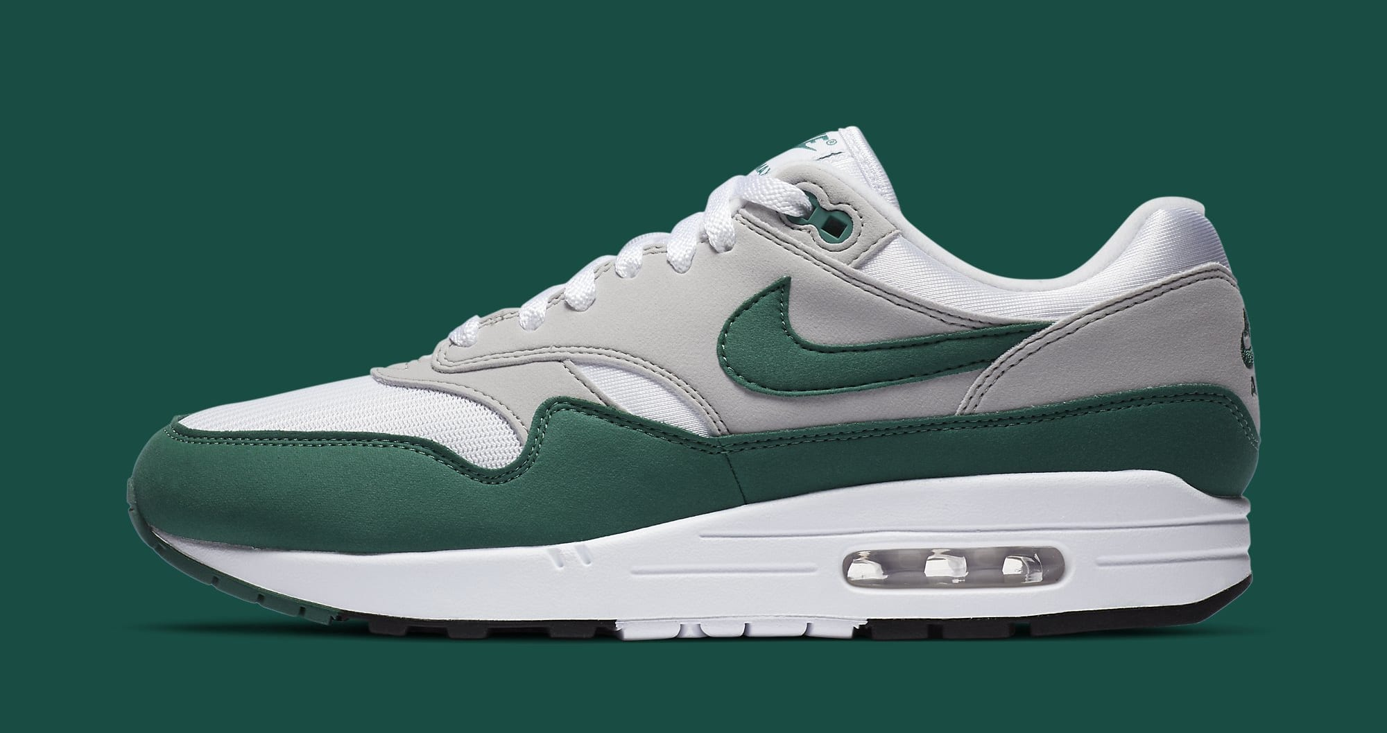 Nike Air Max 1 'Evergreen Aura' DC1454-100 Lateral
