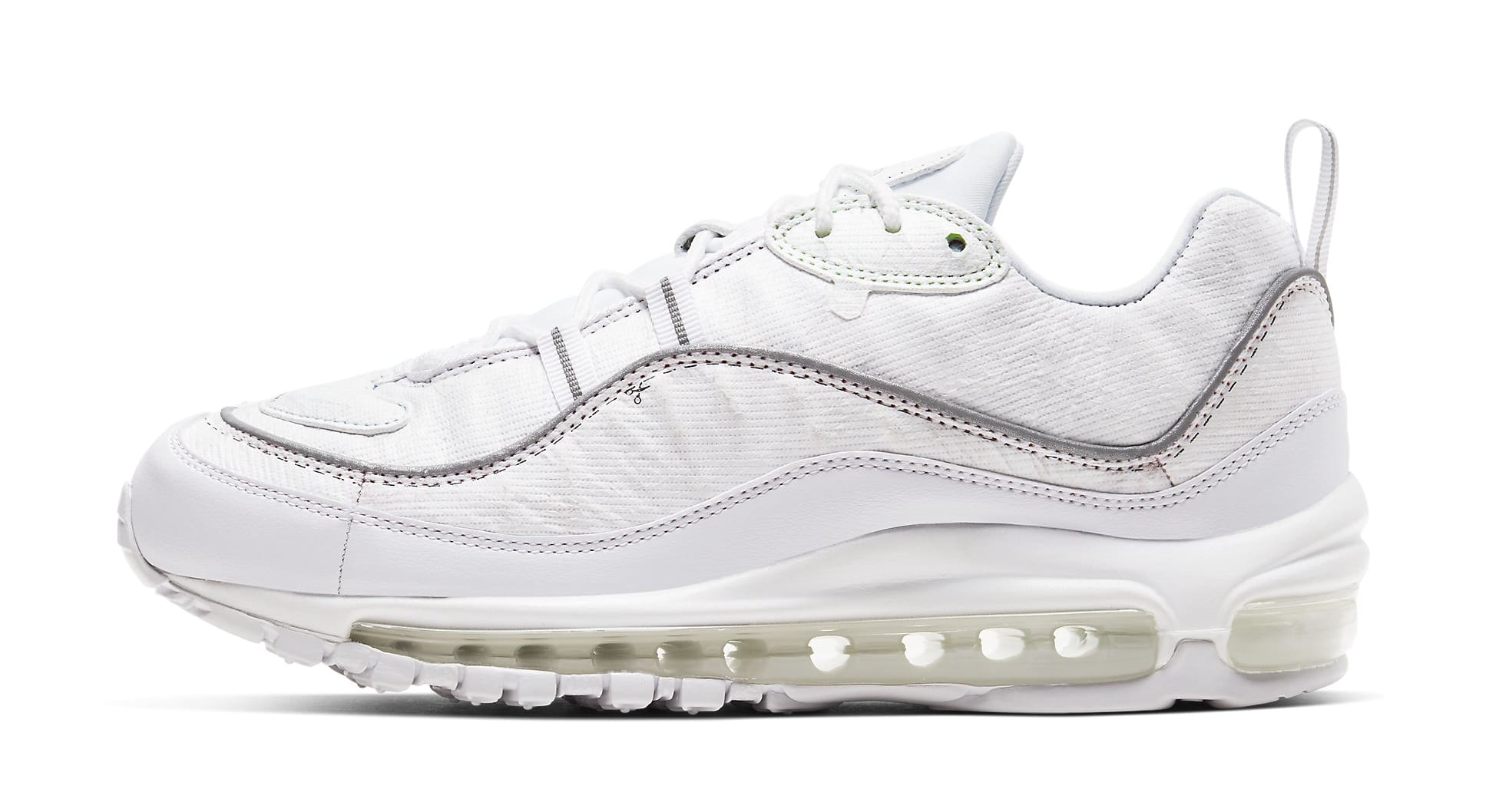 Nike Air Max 98 Tearaway CJ0634-101 Lateral