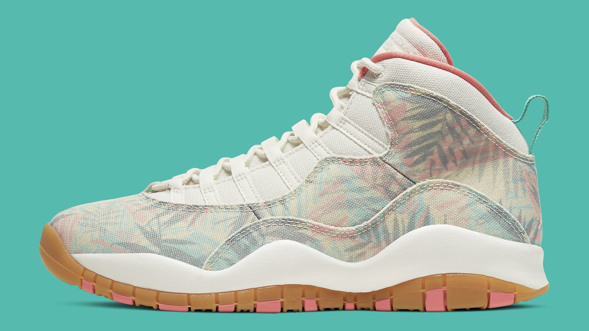 Air Jordan 10 Super Bowl LIV Release Date CV9776-900 Profile