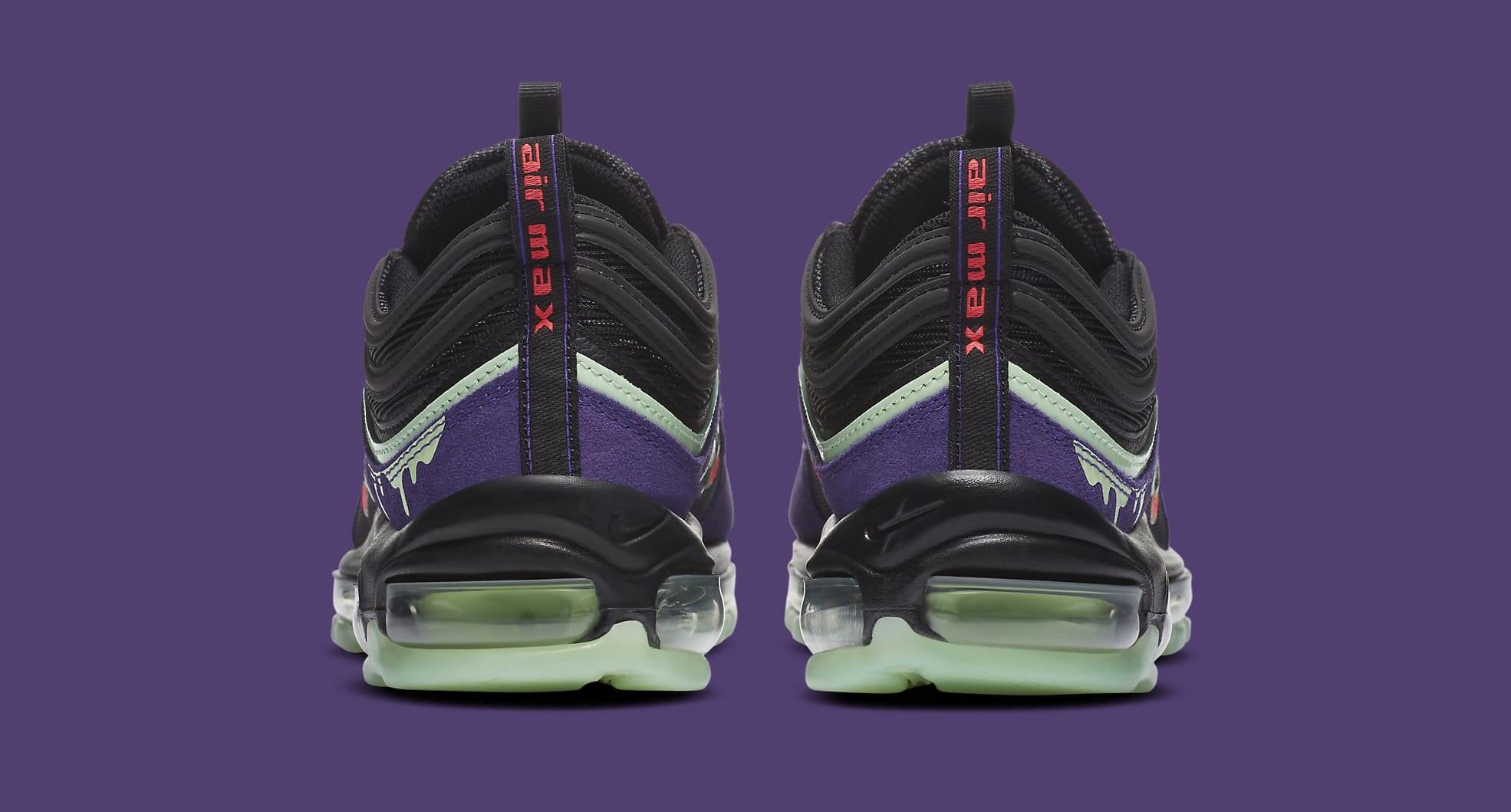 Nike Air Max 97 'Halloween' DC1500-001 Heel