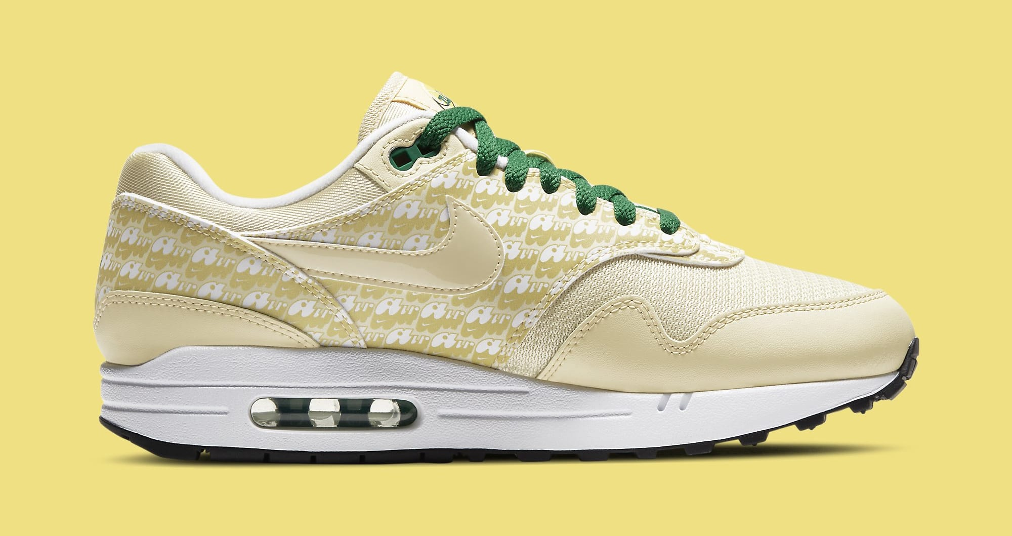Nike Air Max 1 'Lemonade' CJ0609-700 Medial