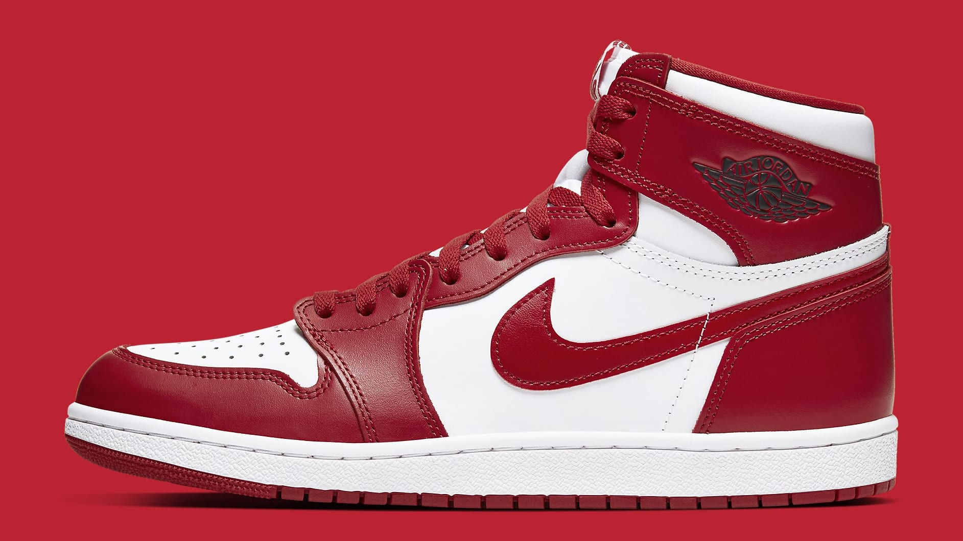 Air Jordan New Beginnings Pack Release Date CT6252-900 Air Jordan 1 Profile