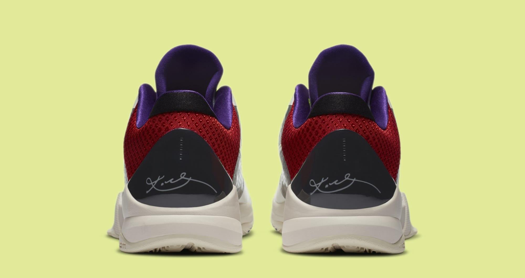 Nike Kobe 5 Protro PJ Tucker PE CD4991-004 (Heel)