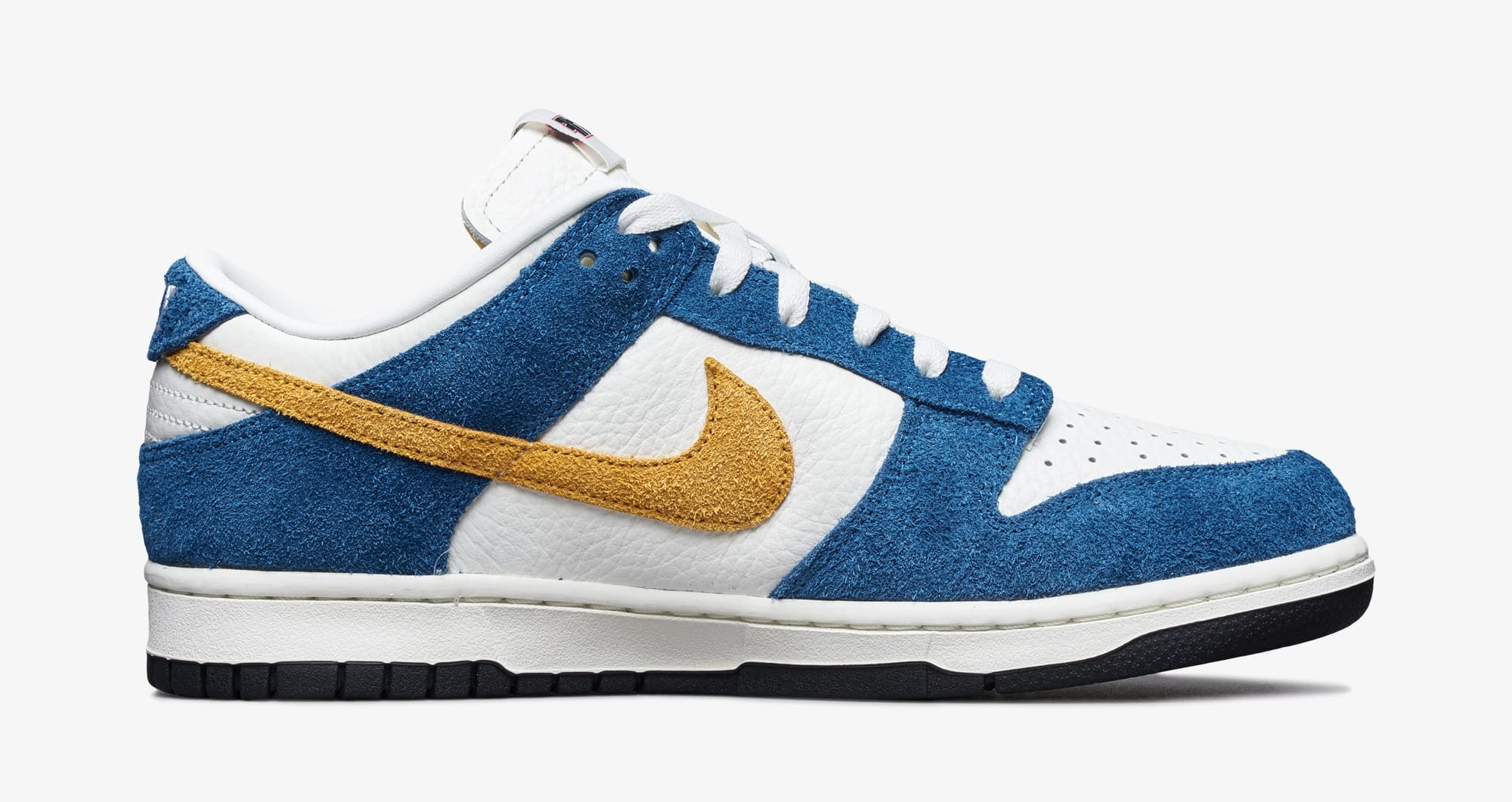 Kasina x Nike Dunk Low 'Industrial Blue' CZ6501-100 Medial