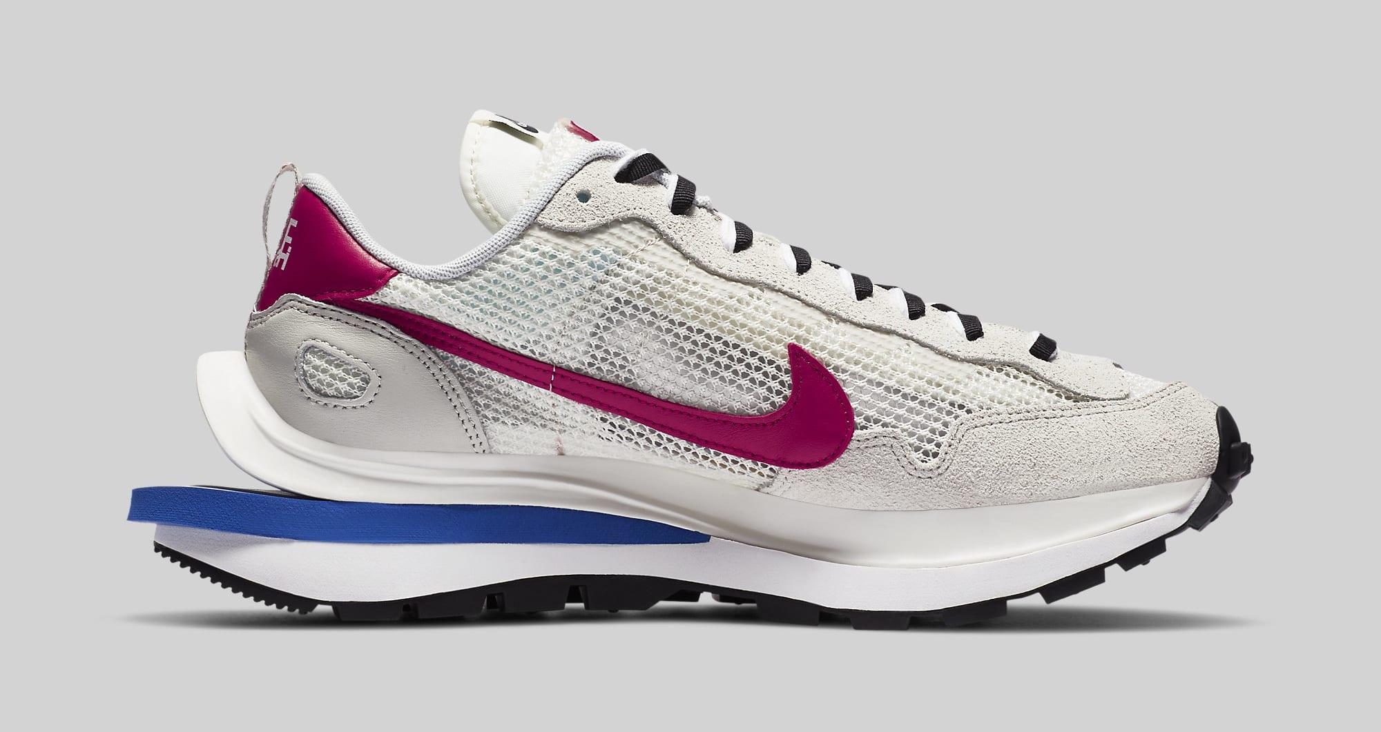Sacai x Nike VaporWaffle 'Sail' CV1363-100 Medial