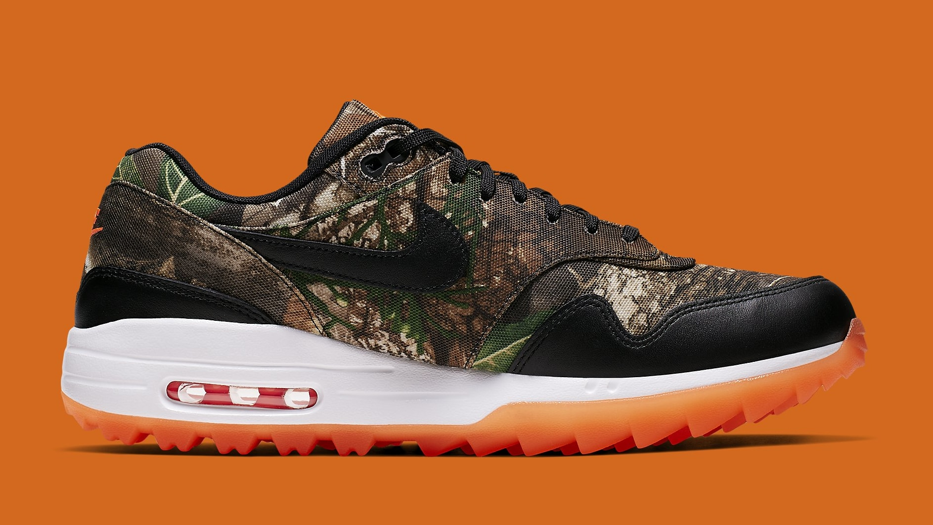 Nike Air Max 1 Golf Realtree Camo | BQ4804 210