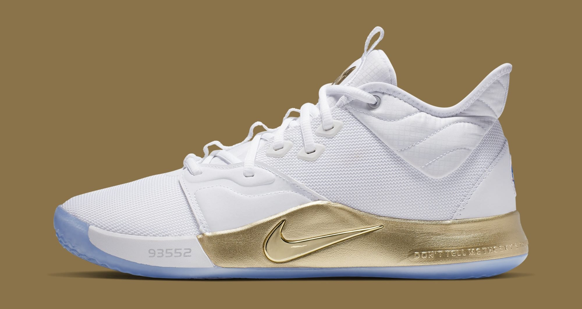 the best attitude 60286 98cdb Nike PG 3  Apollo Missions  CI2666-100 (Lateral)
