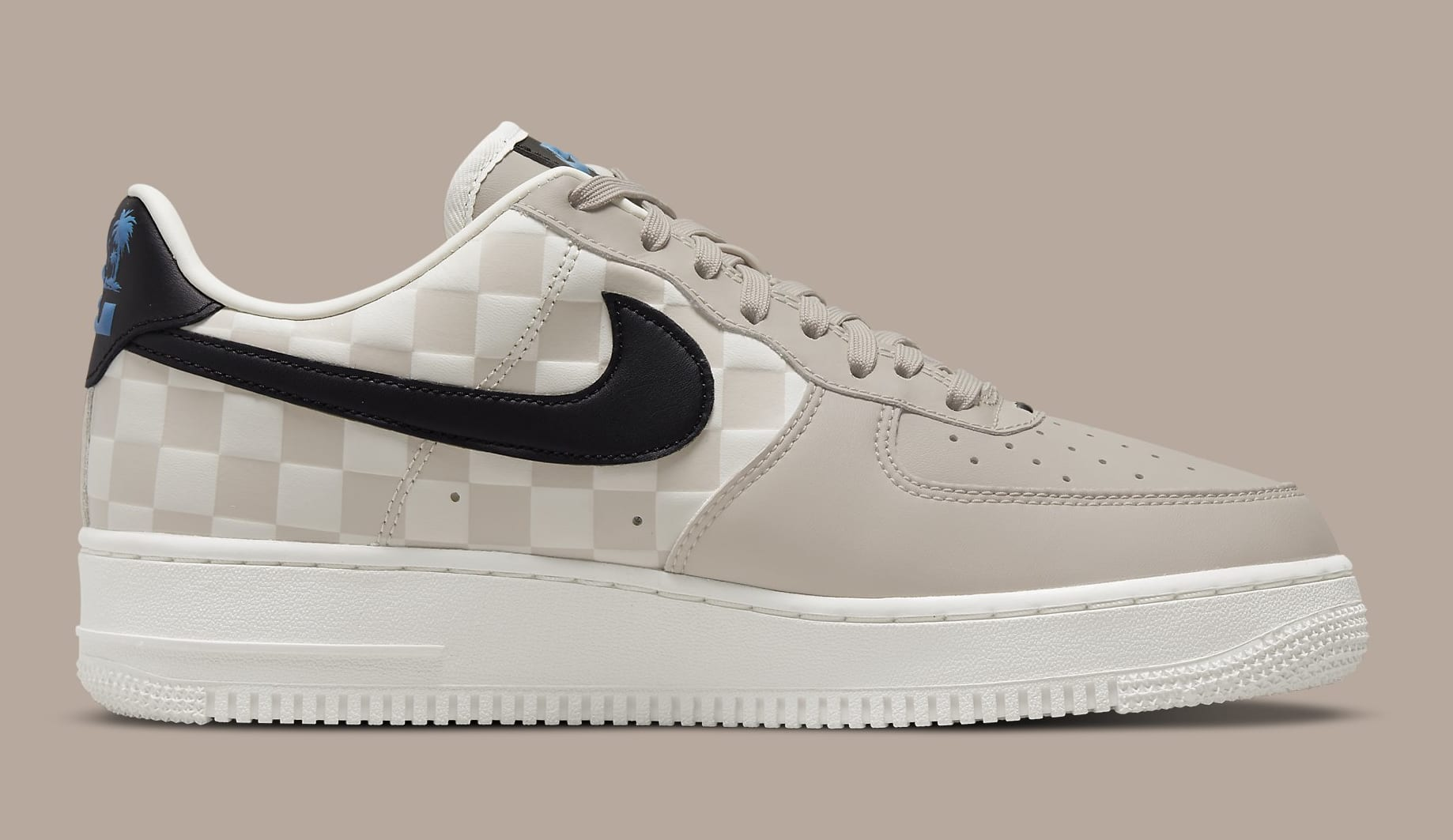 LeBron James x Nike Air Force 1 Low Strive for Greatness Release Date DC8877-200 Medial