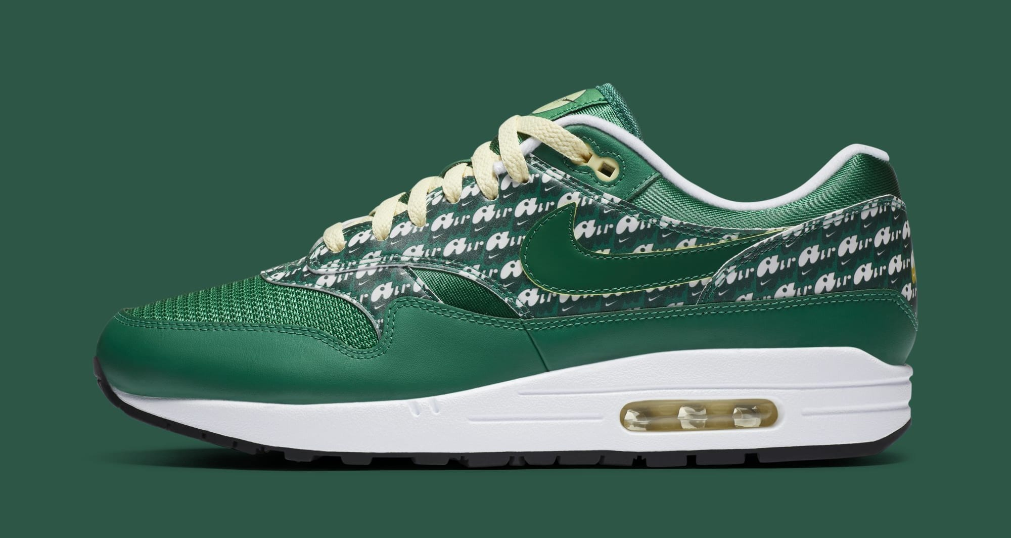 Nike Air Max 1 Premium 'Pine Green' CJ0609-300 Lateral