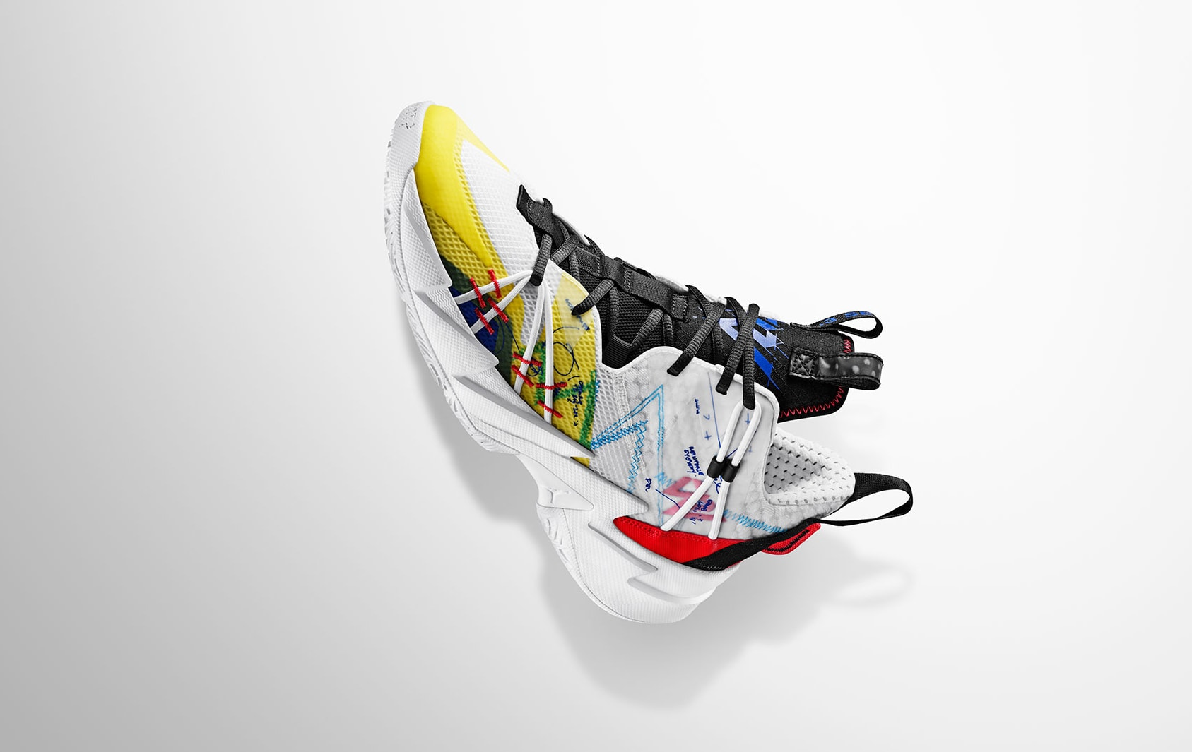 Jordan Why Not Zer0.3 SE 'Primary Colors' Lateral