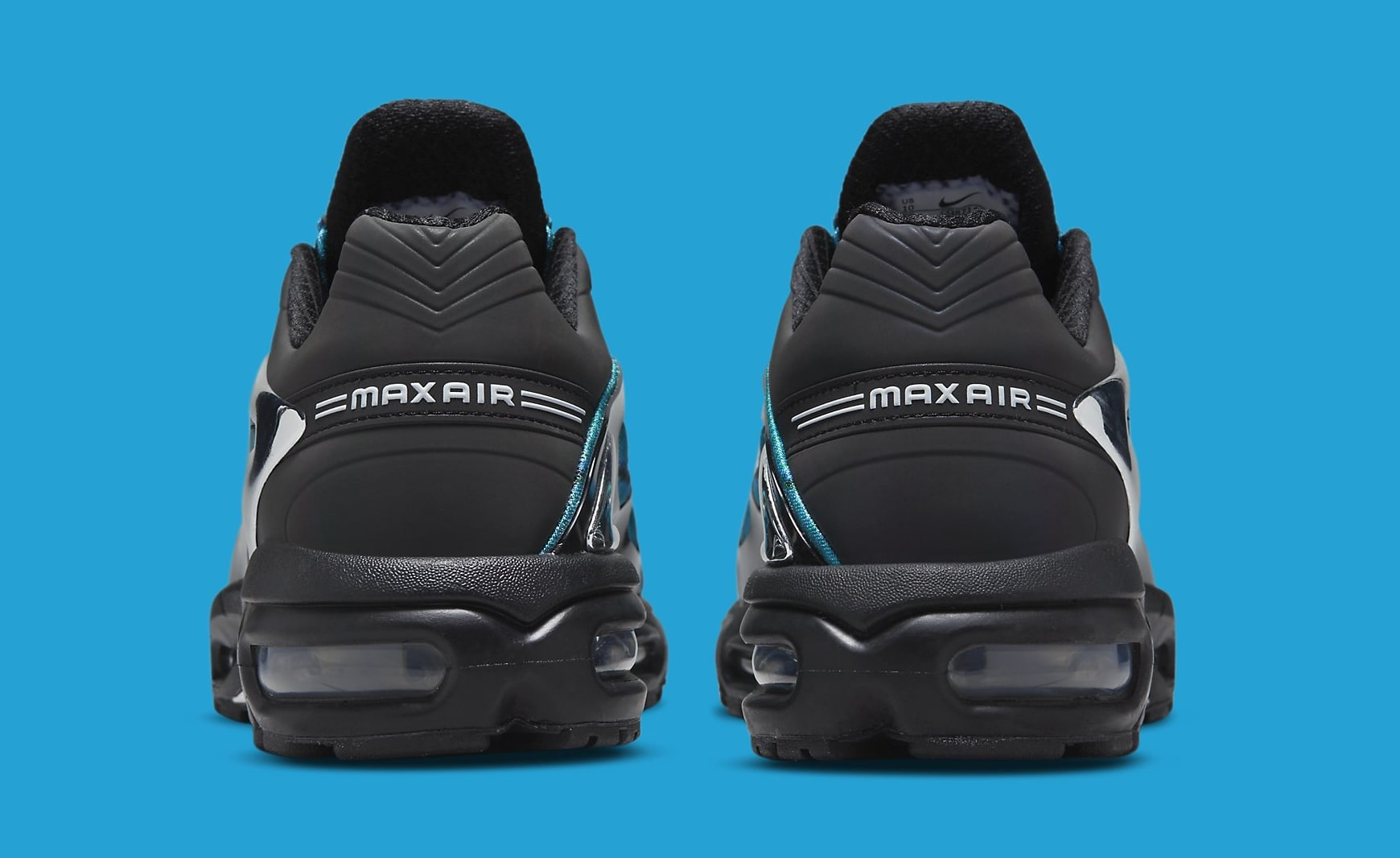 Skepta x Nike Air Tailwind V 'Blue' CQ8714-001 Heel