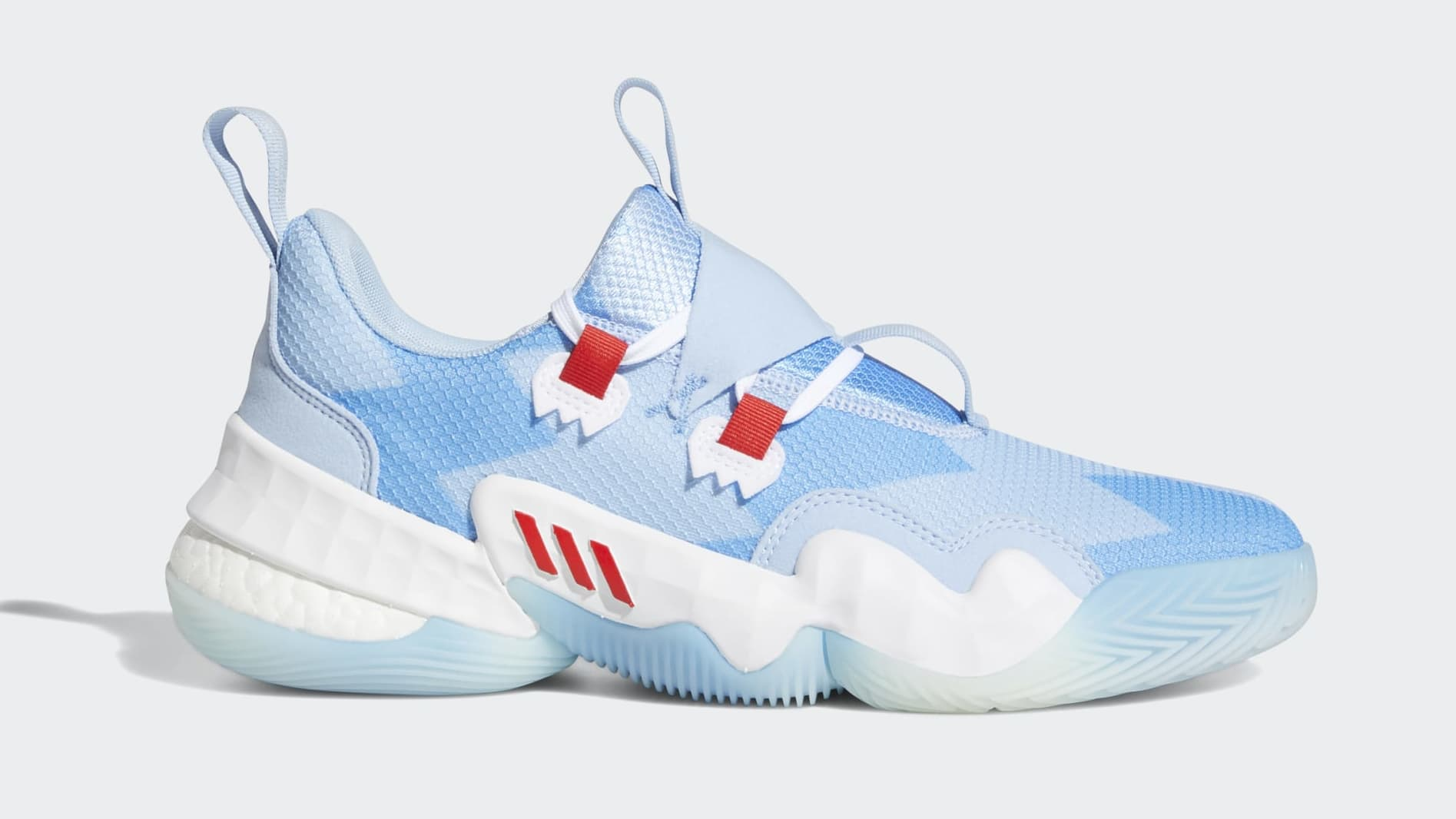 Adidas Trae Young 1 H68997 Lateral
