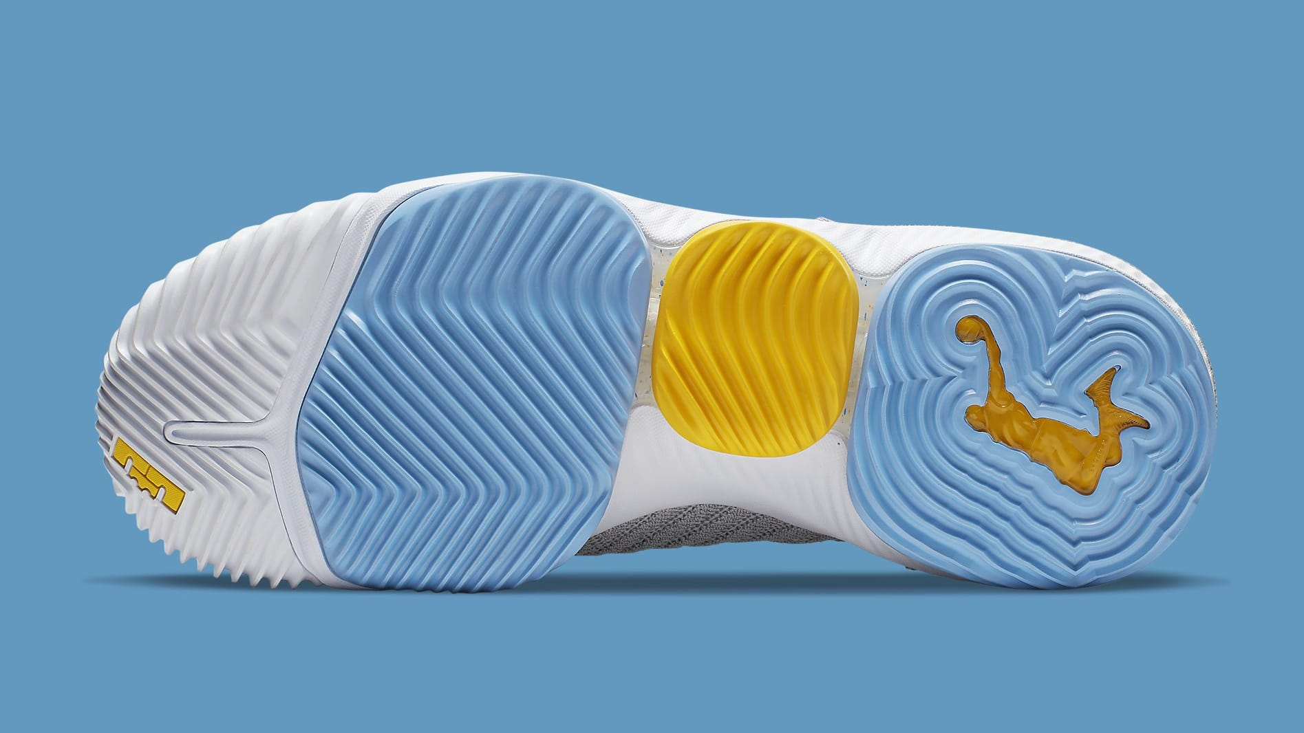 Nike LeBron 16 MPLS Release Date CK4765-001 Sole