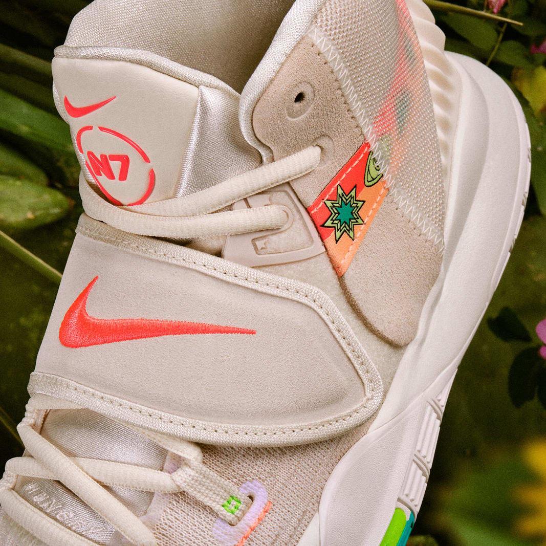 Nike N7 Kyrie 6 Release Date Detail