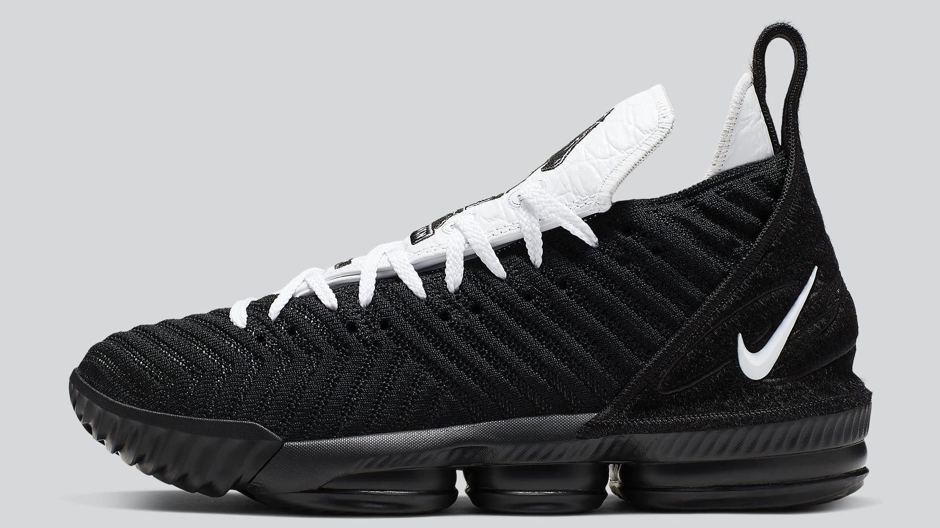 Nike LeBron 16 Horsemen Release Date CI7862-001 Profile