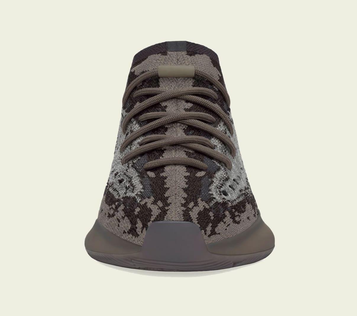 Adidas Yeezy Boost 380 'Stone Salt' GZ0472 Front