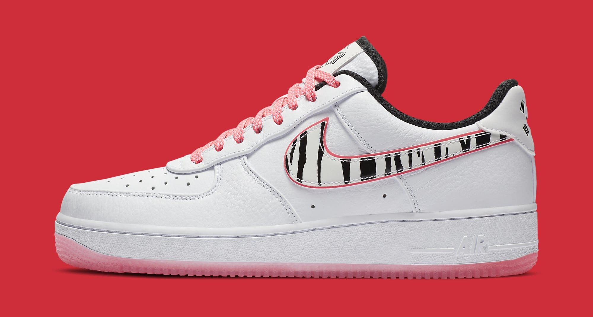 Nike Air Force 1 Low 'South Korea' CW3919-100 Lateral