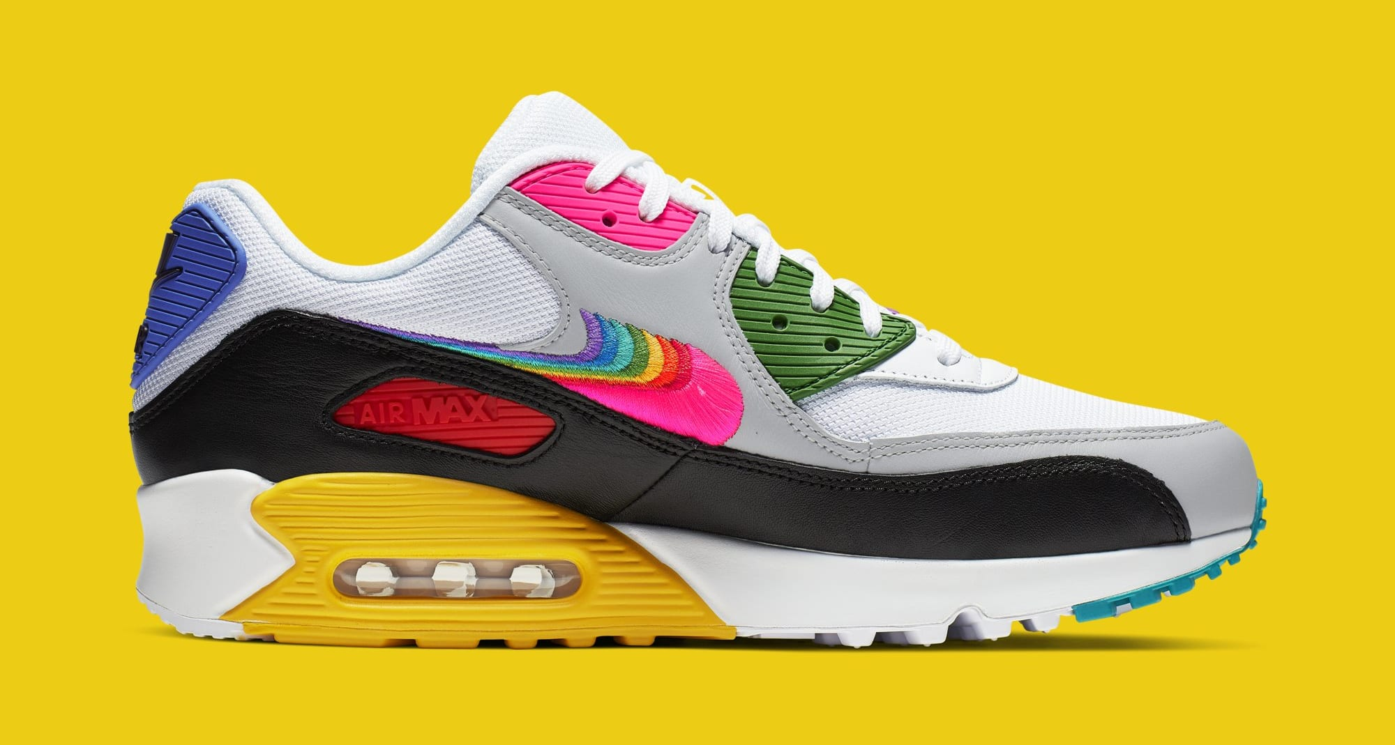 Nike Air Max 90 'Be True' CJ5482-100 (Medial)