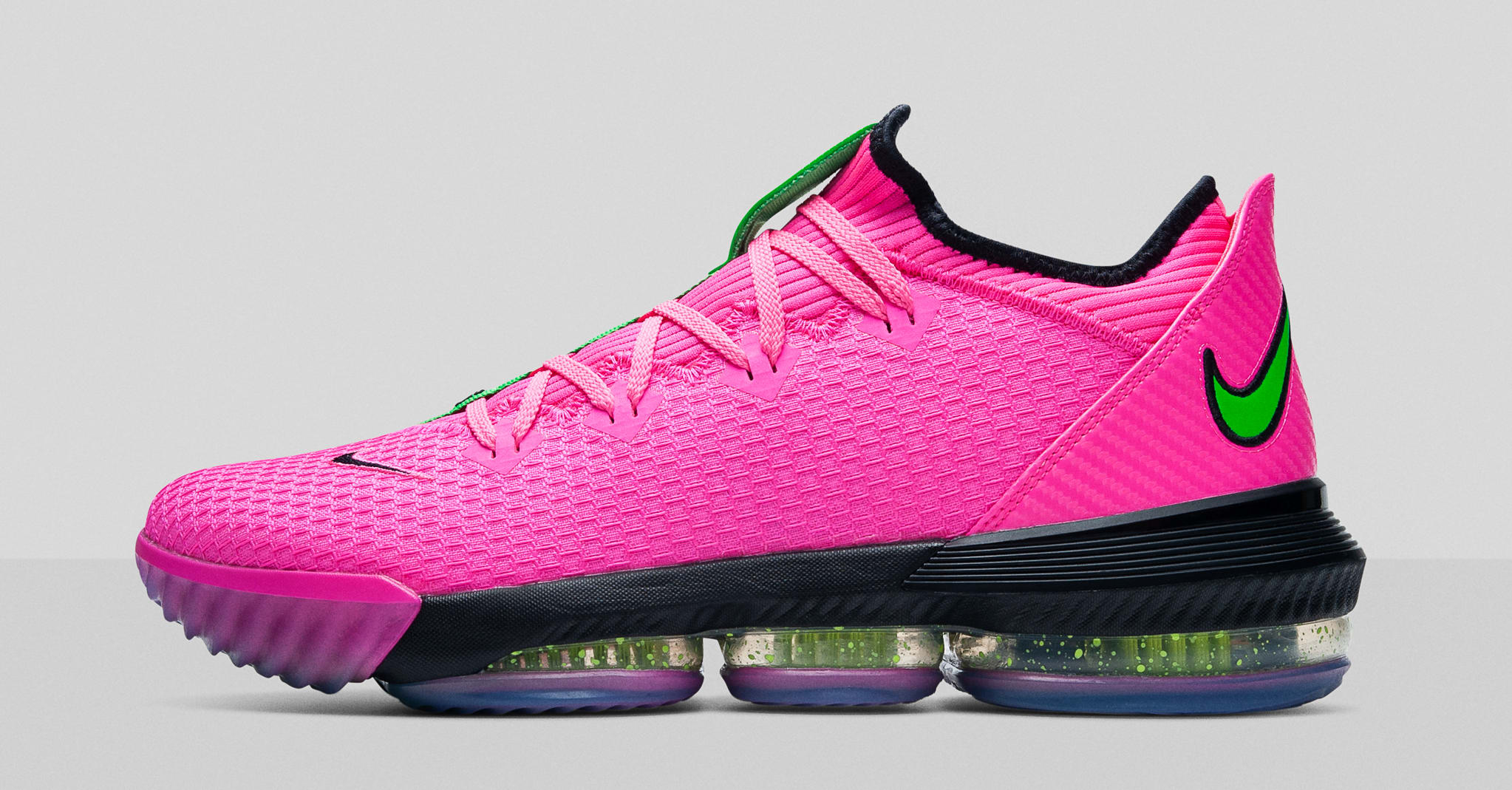 2019 WNBA All-Star Game Nike LeBron 16 Low PE