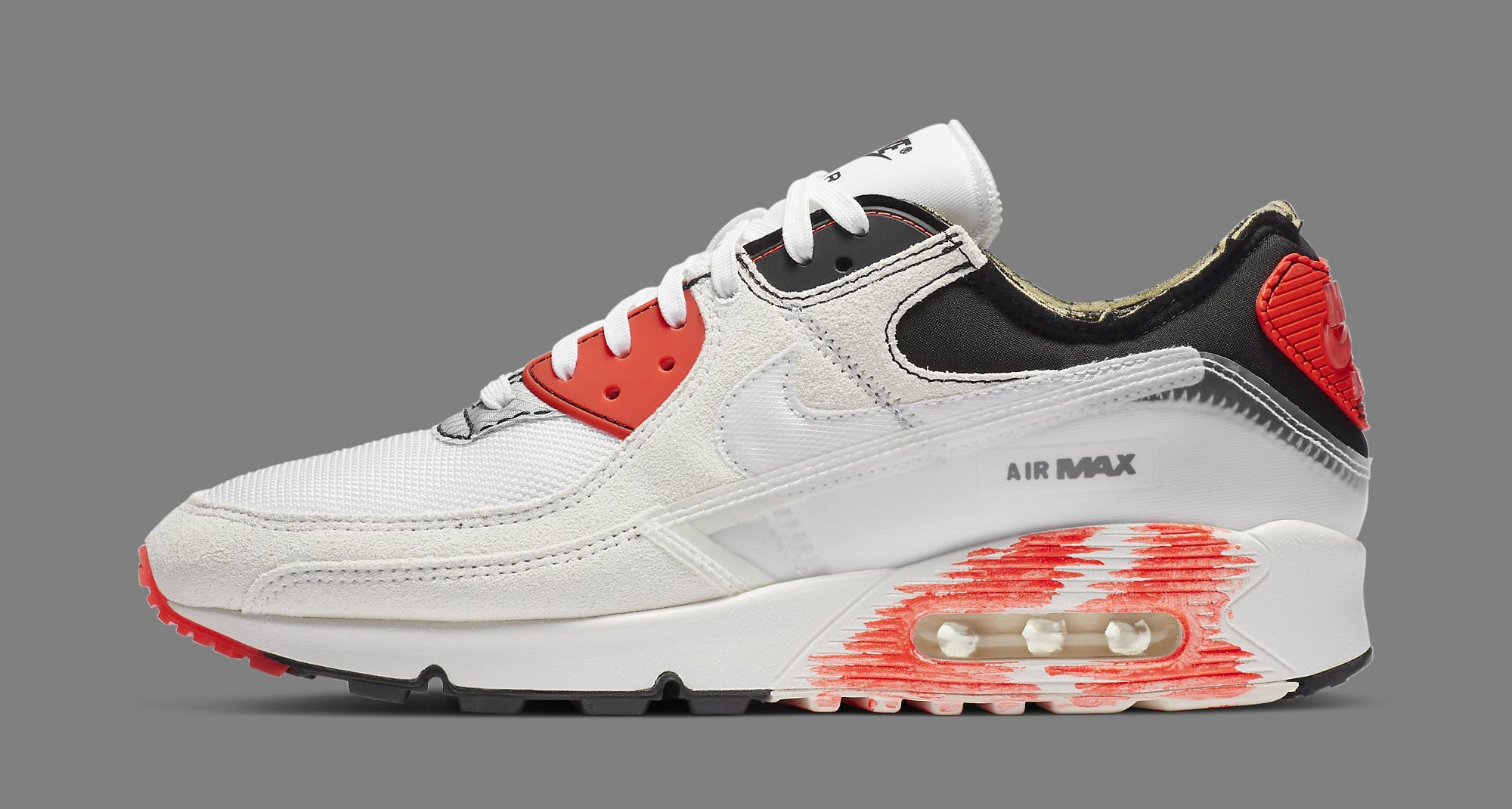 Nike Air Max 90 'Archetype' DC7856-100 Lateral