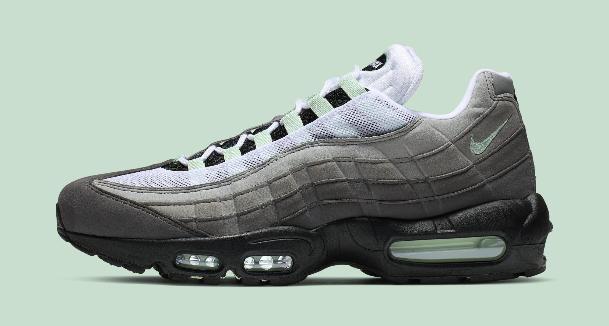 Nike Air Max 95 'Fresh Mint' CD7495-101 (Lateral)