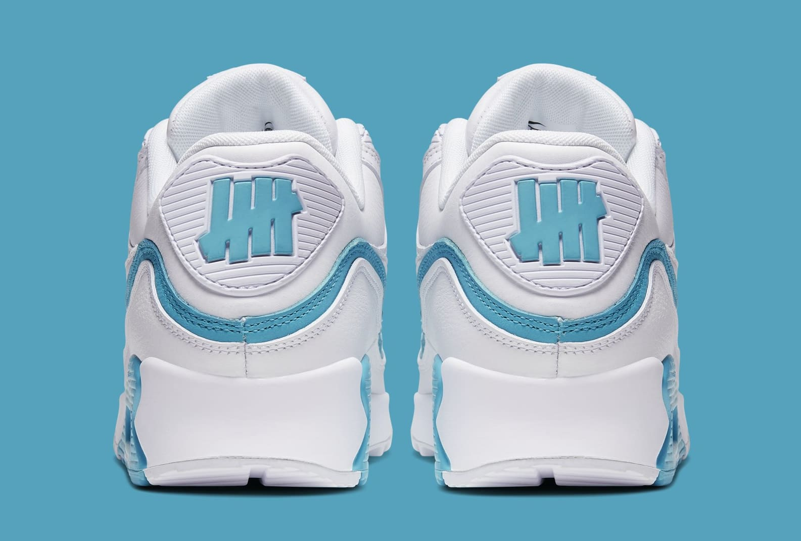 undefeated-nike-air-max-90-white-blue-fury-cj7197-102-heel
