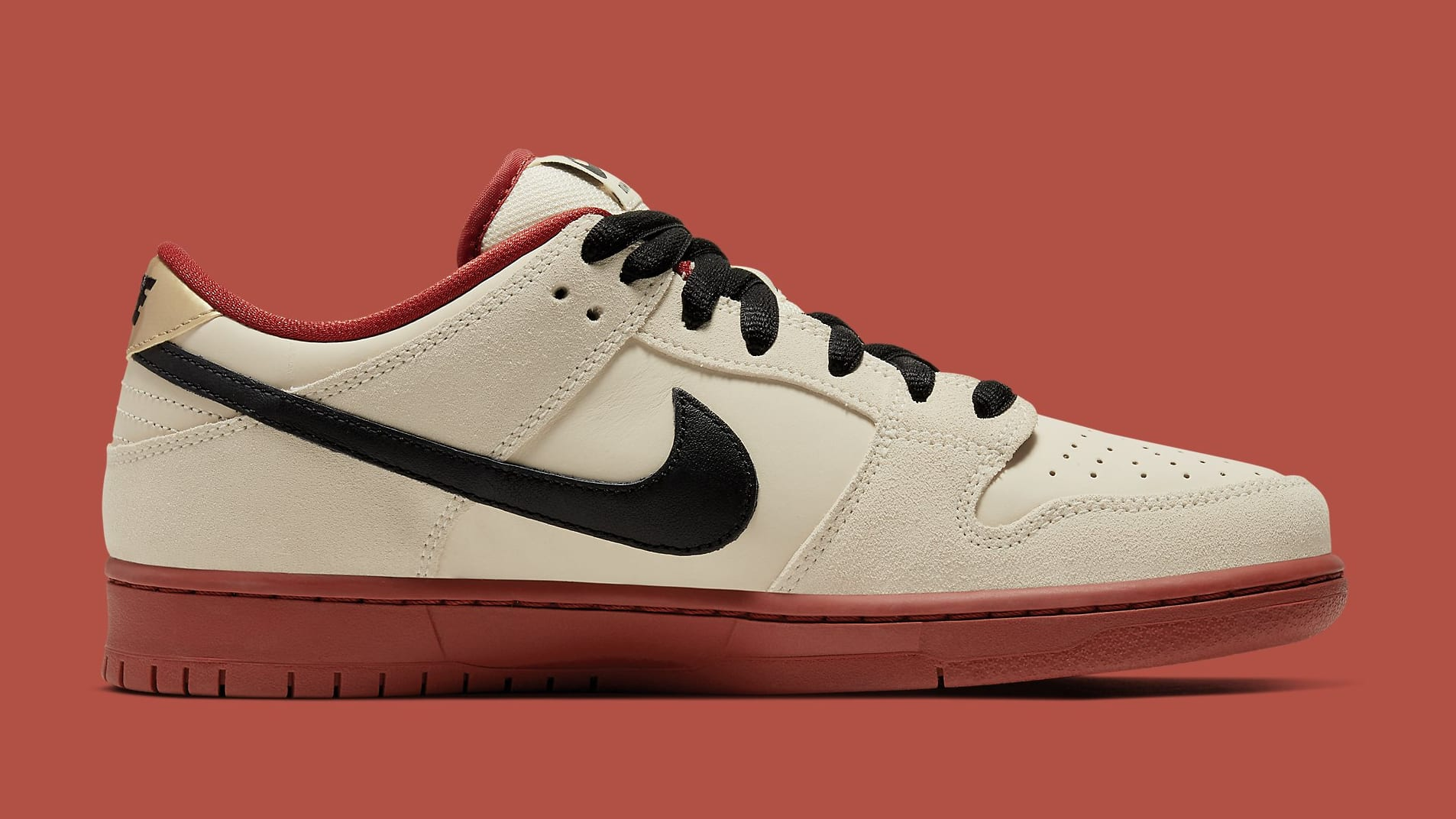 Nike SB Dunk Low 'Muslin' BQ6817-100 Medial