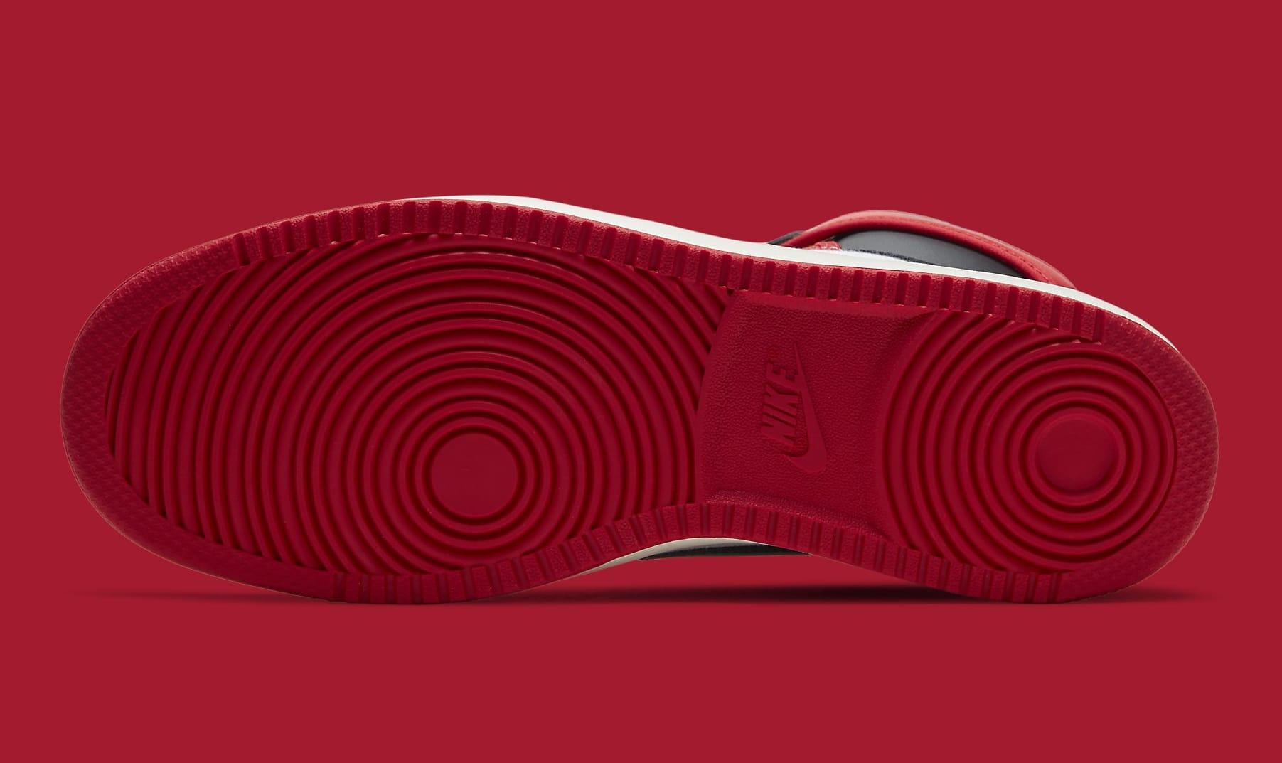 Air Jordan 1 KO Chicago 2021 Release Date DA9089-100 Sole