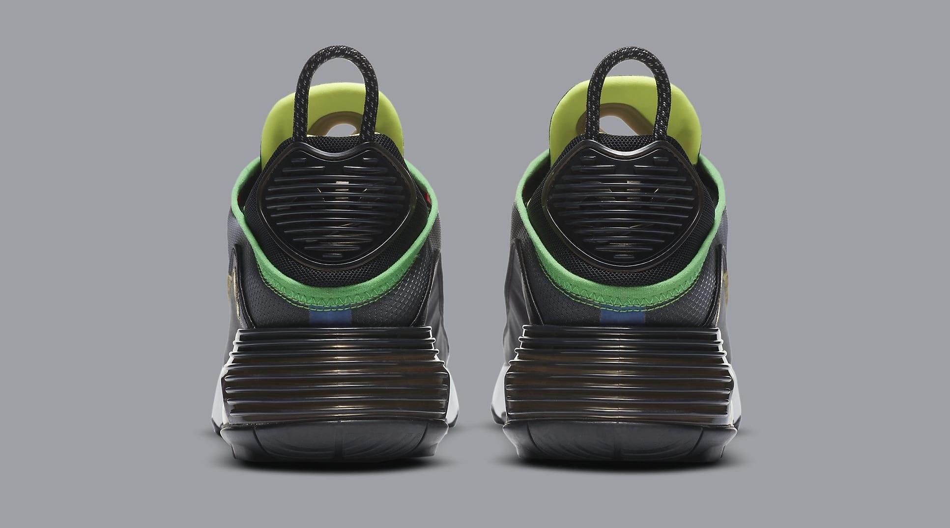 Nike Air Max 2090 'Hidden Message' CZ8698-074 Heel