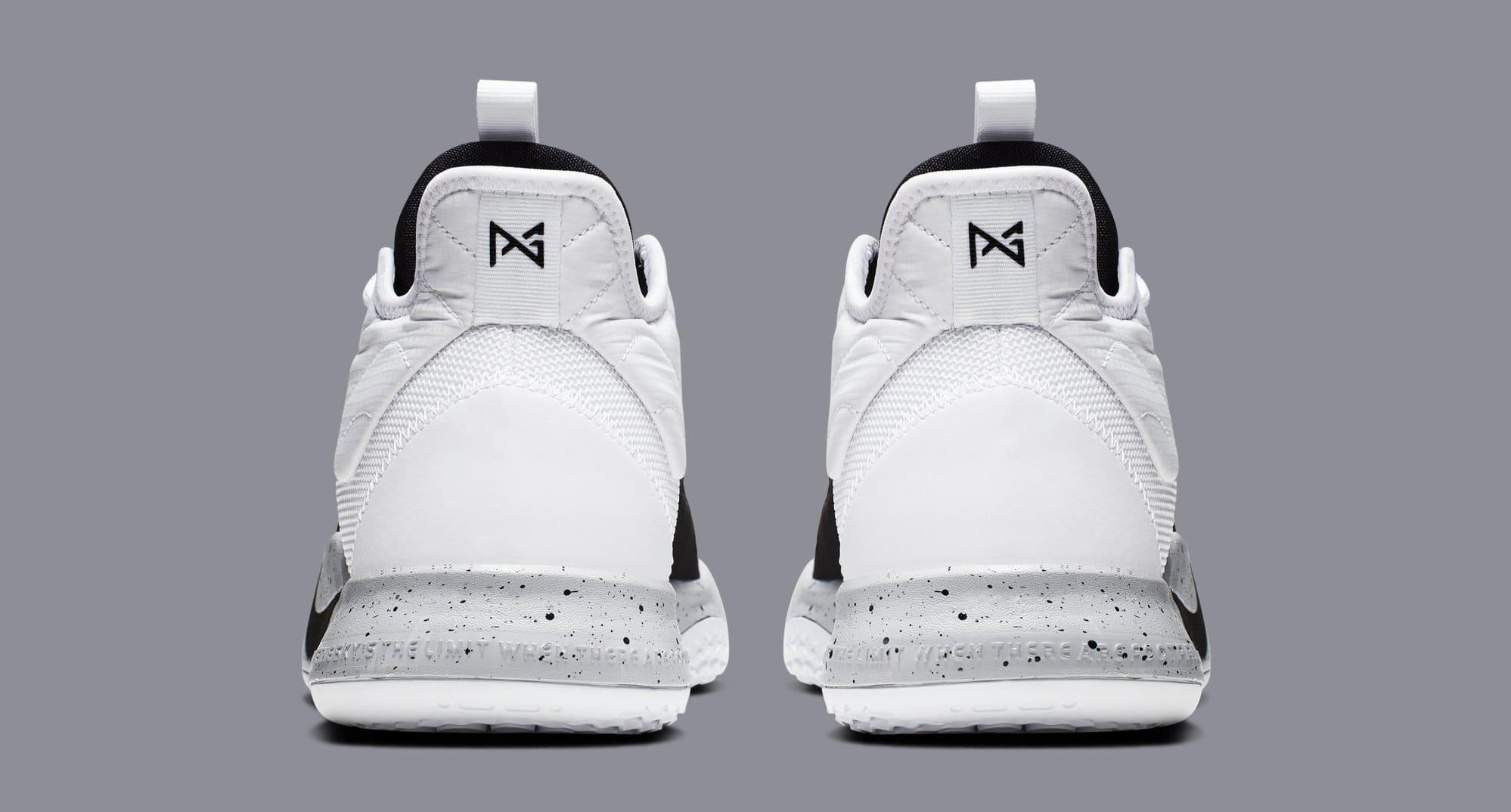 Nike PG 3 AO2607-101 (Heel)