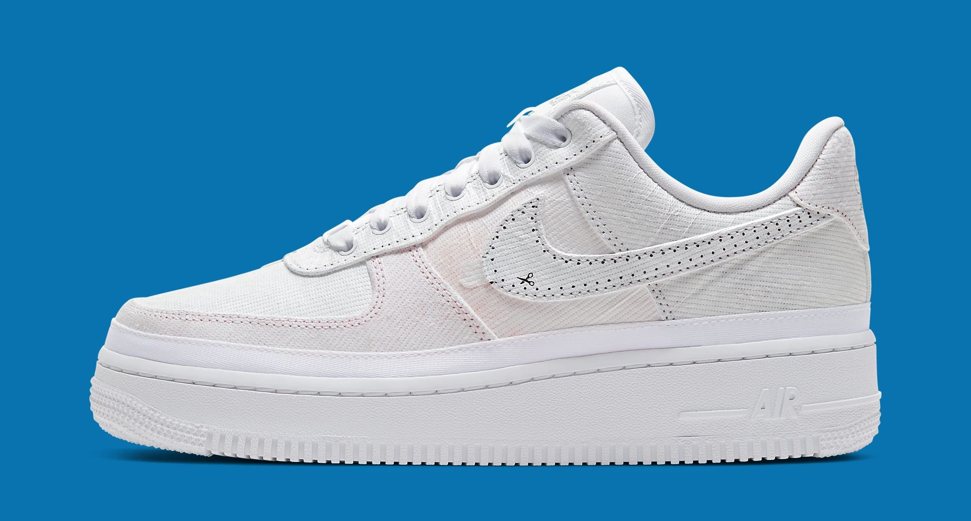Nike Air Force 1 Low 'Reveal' CJ1650-100 Lateral