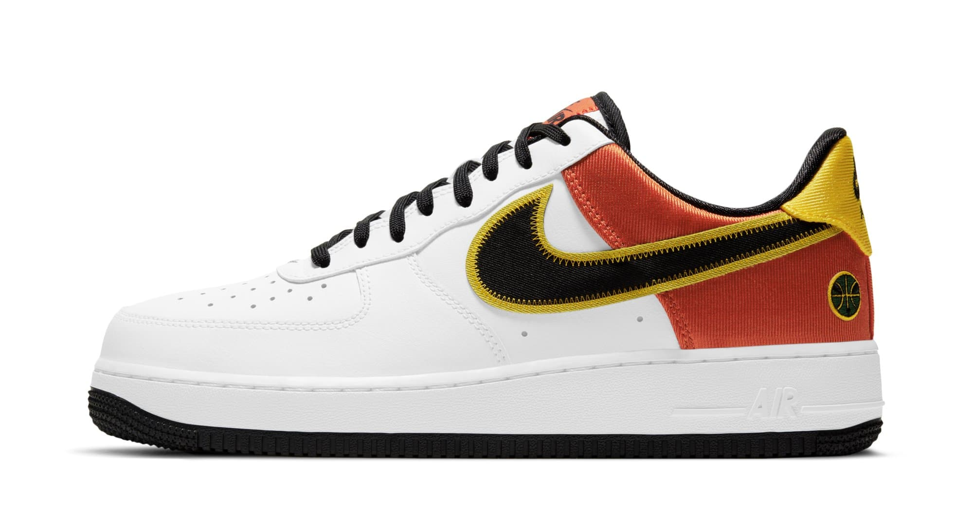 Nike Air Force 1 Low 'Raygun' CU8070-100 (Lateral)