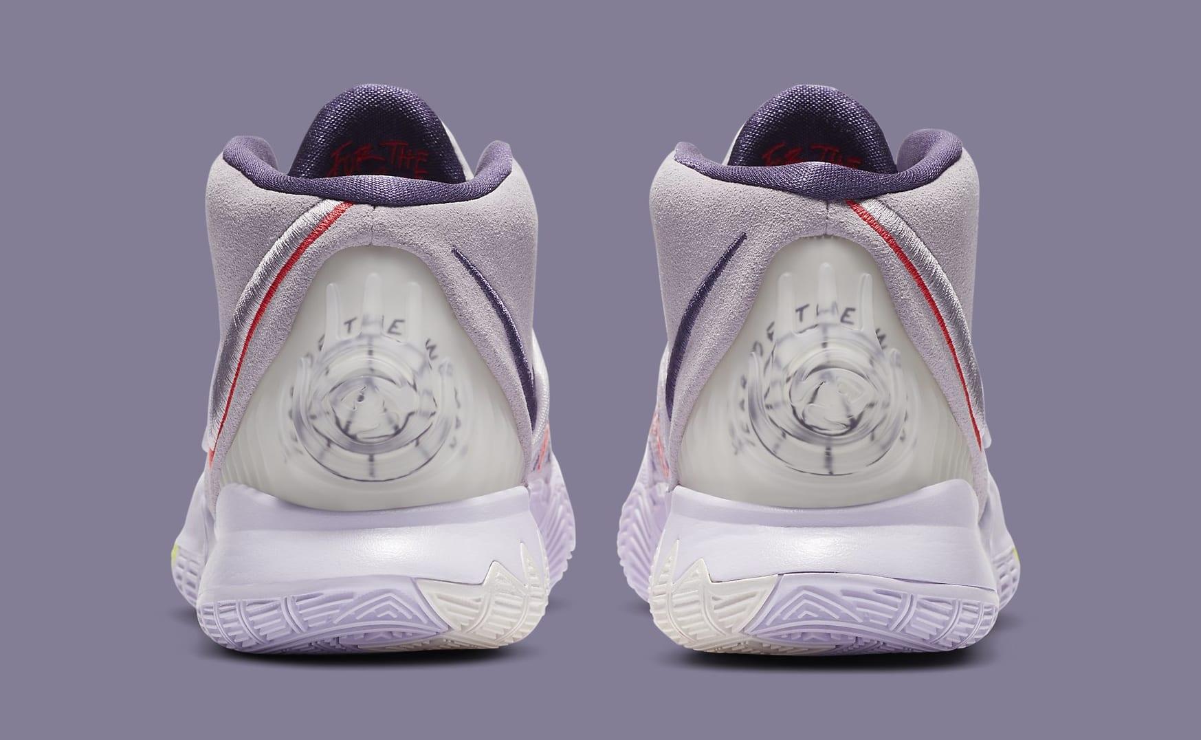 Nike Kyrie 6 'Asia' CD5031-500 Heel