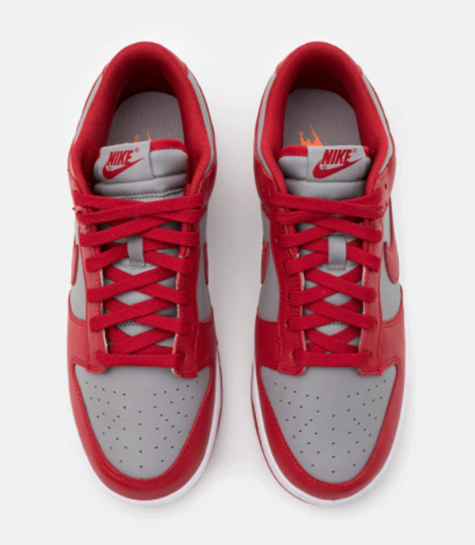 Nike Dunk Low 'UNLV' 2021 DD1391-002 Top