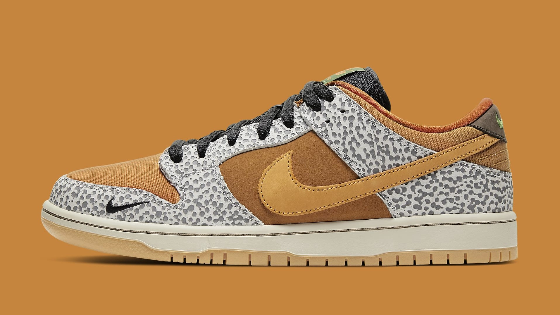 nike sb dunk low safari release date