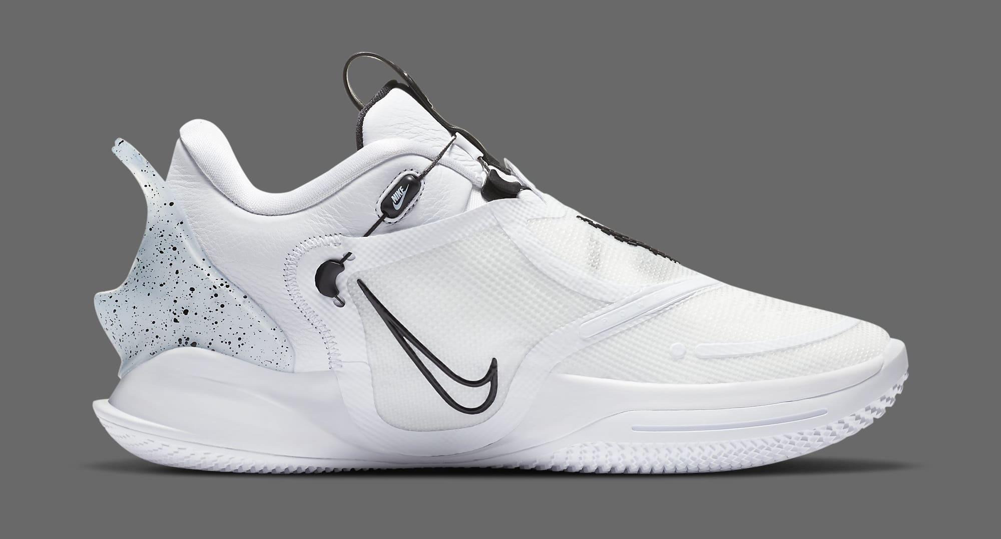 Nike Adapt BB 2.0 'Oreo' BQ5397-101 Medial