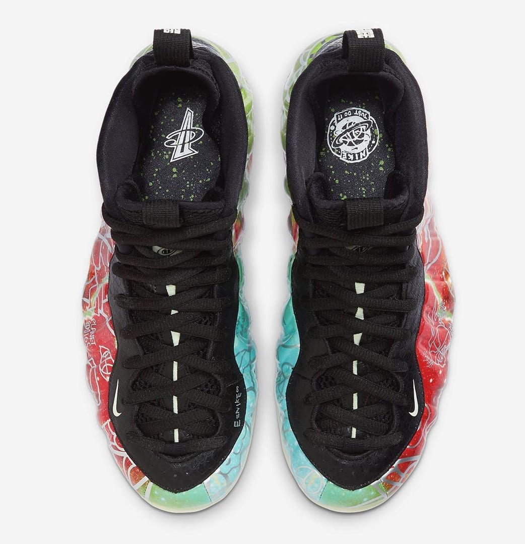 Nike Air Foamposite Pro QS 'Beijing' Top