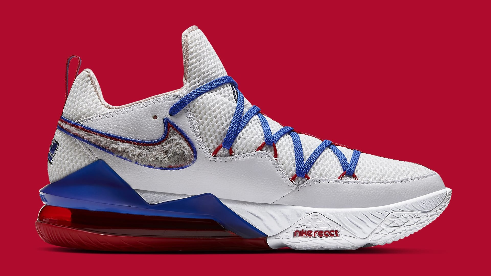 "Nike LeBron 17 Low ""Tune Squad"" Officially Revealed: Release Details"