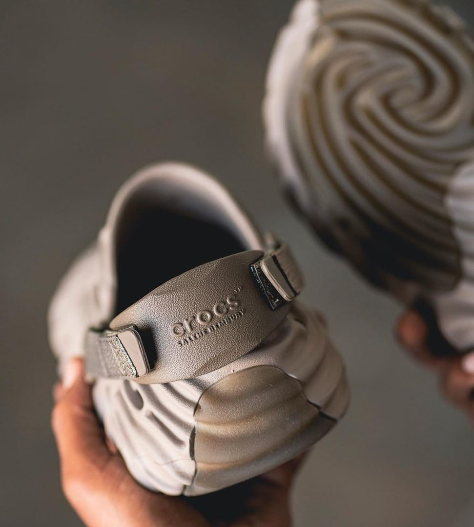 Salehe Bembury x Crocs (Heel)