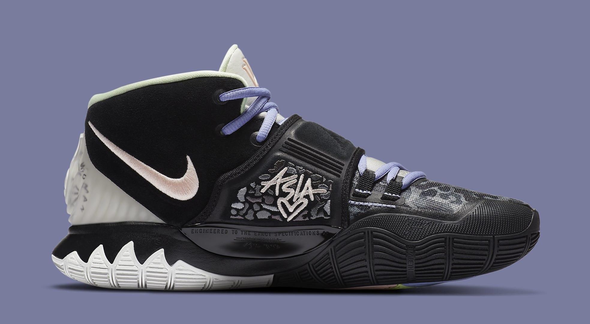 Nike Kyrie 6 'Asia Irving' CD5031-001 Medial