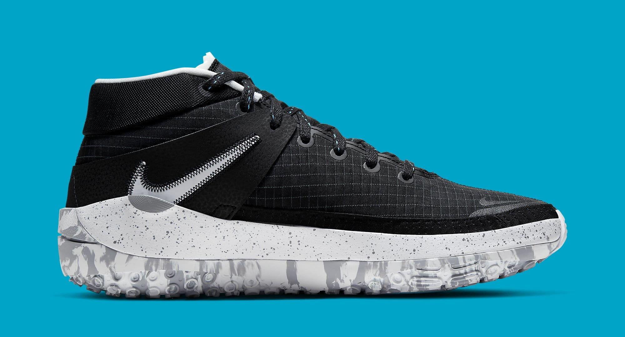 Nike Zoom KD 13 Black CI9948-001 Medial