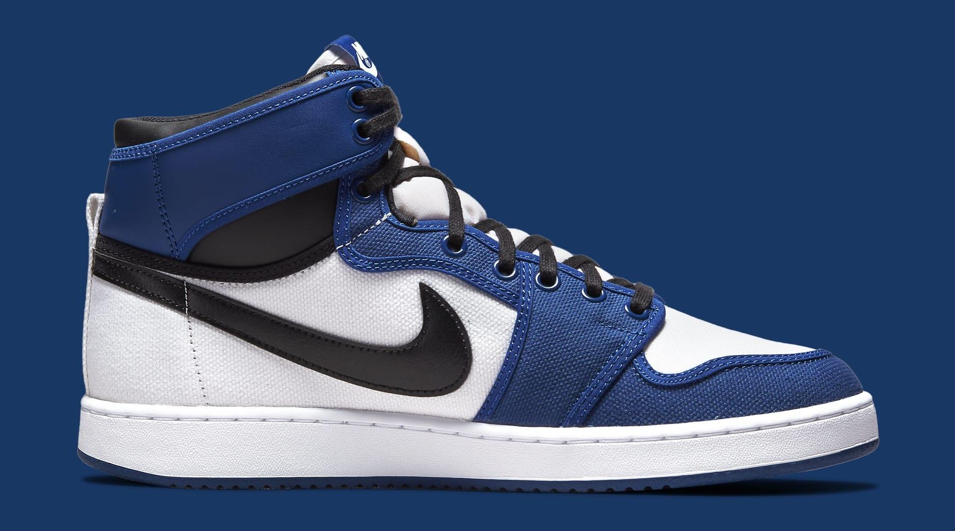 Air Jordan 1 KO 'Storm Blue' DO5047-401 Medial