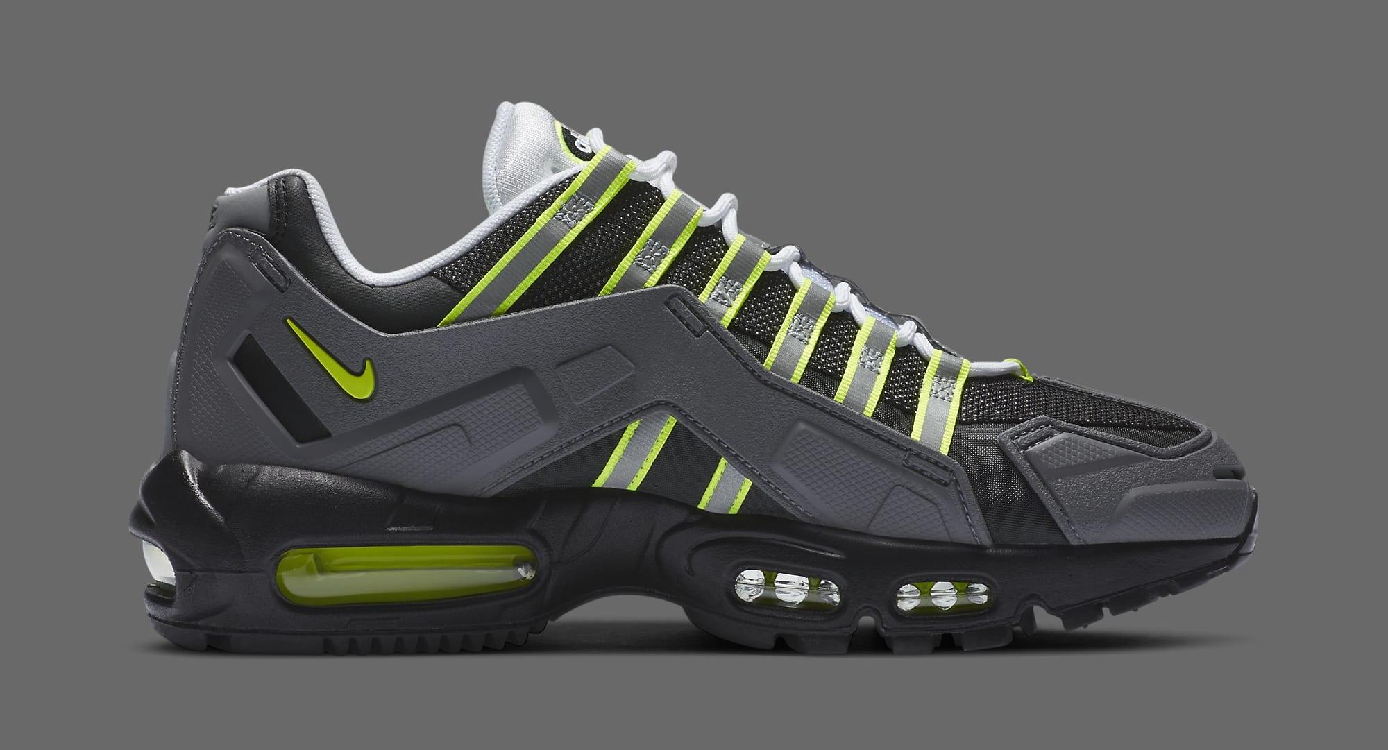 Nike Air Max 95 NDSTRKT 'Neon' CZ3591-002 Medial