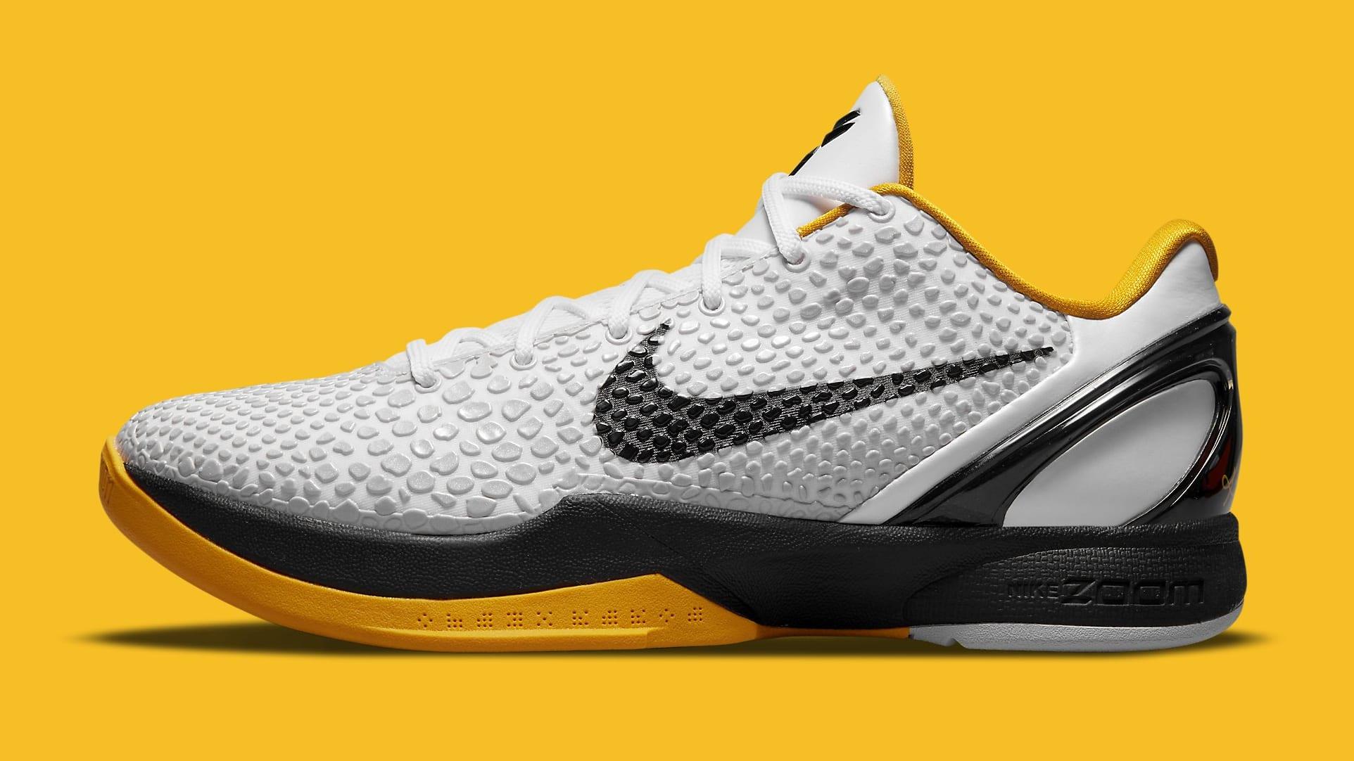 Nike Kobe 6 Protro 'POP' CW2190-100 Lateral