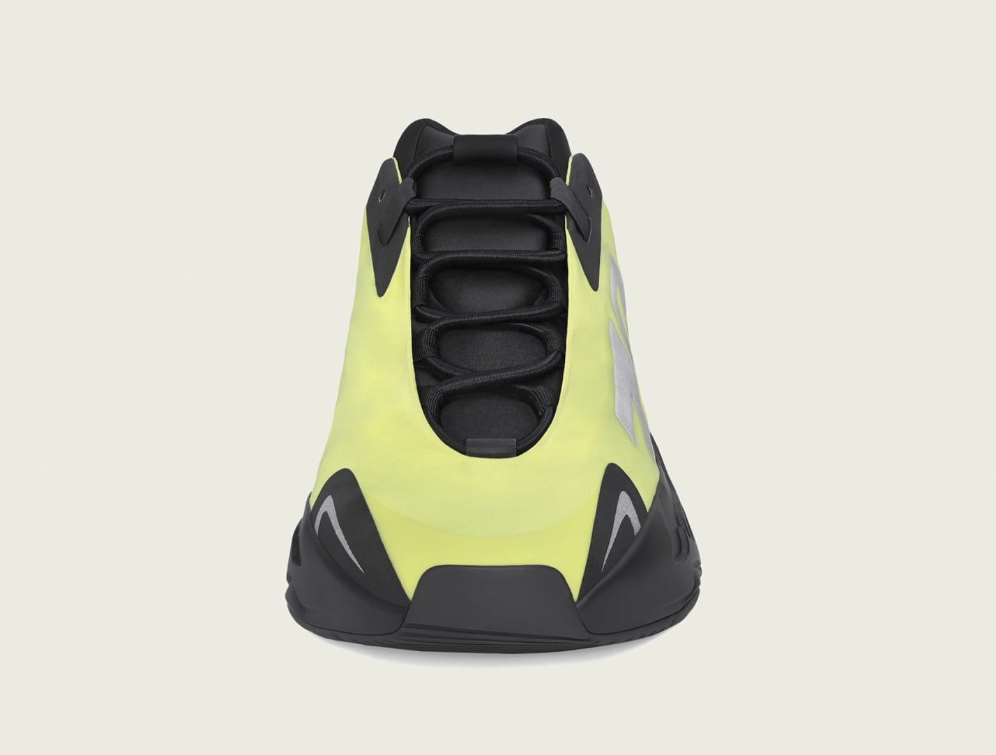 Adidas Yeezy Boost 700 MNVN 'Phosphor' FY3727 Front