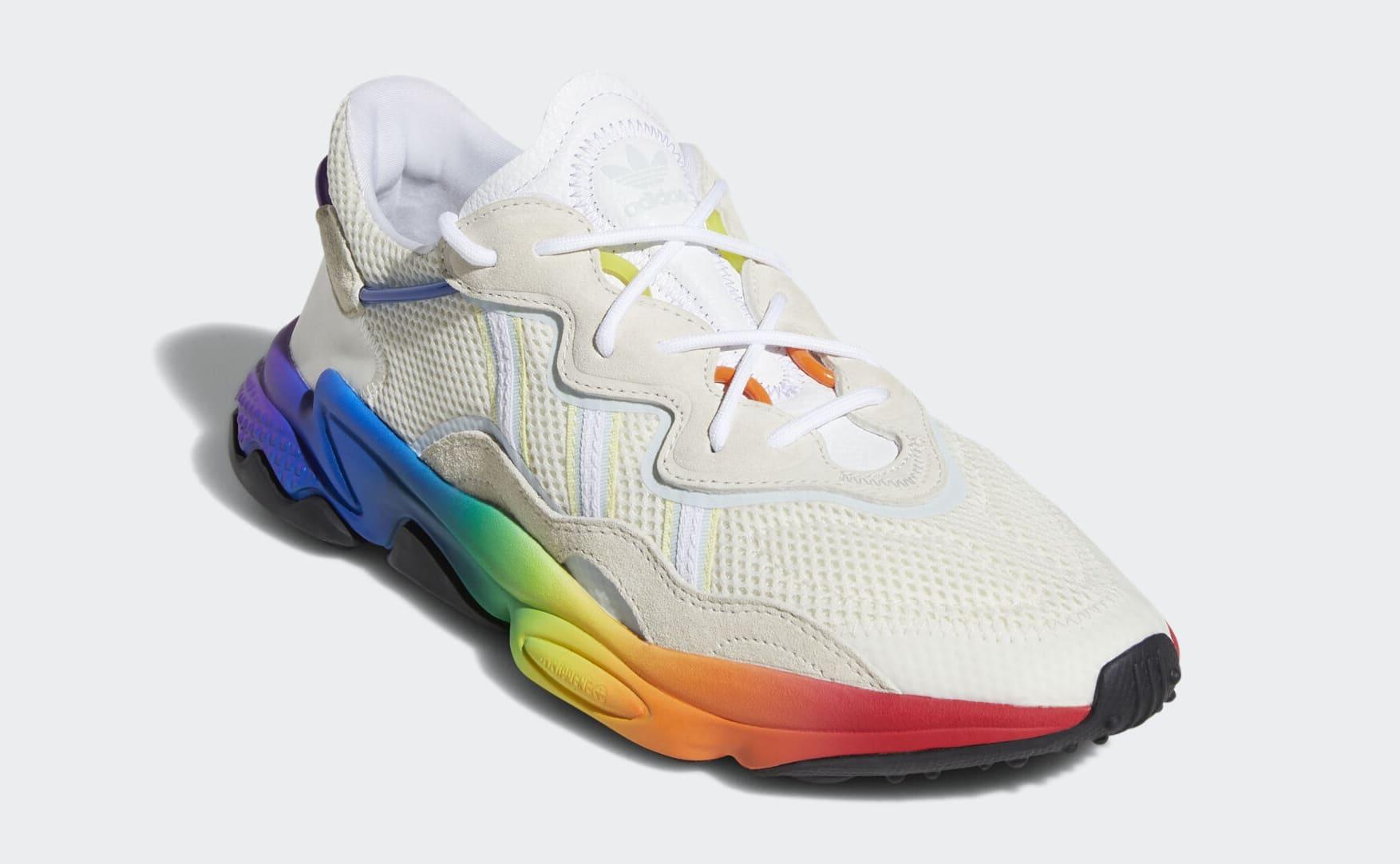 Adidas Ozweego 'Pride' EG1076 (Angle)