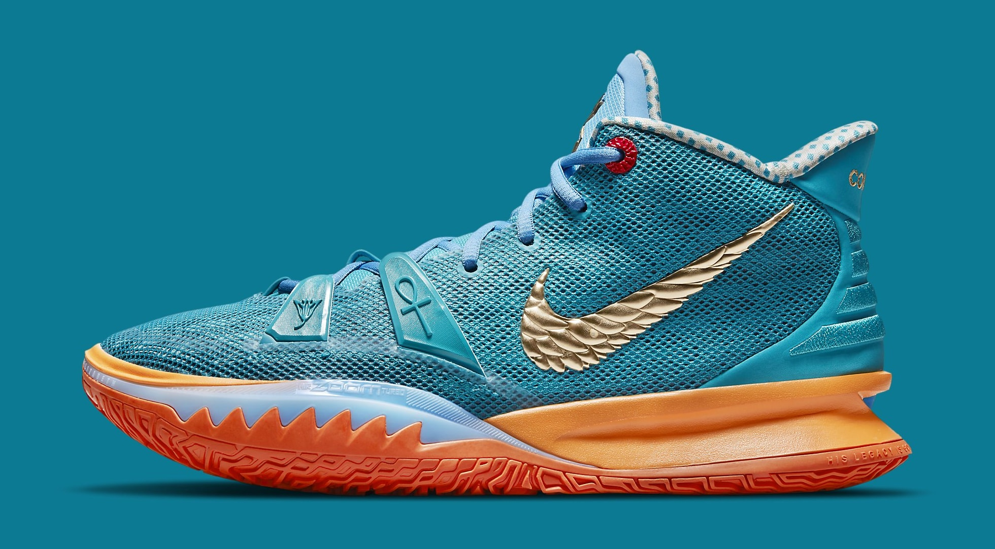 Concepts x Nike Kyrie 7 CT1137-900 Lateral