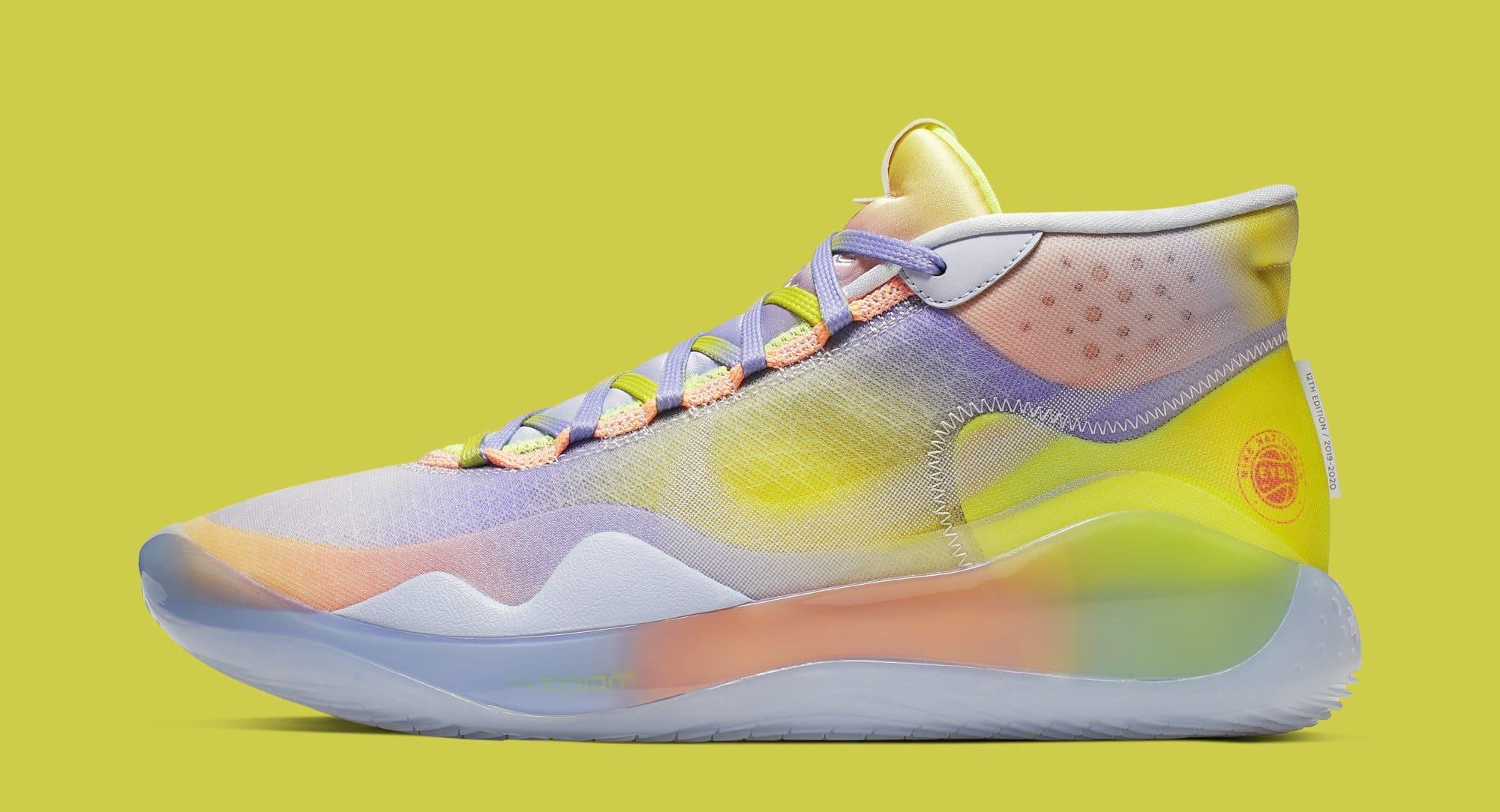 Nike KD 12 'EYBL' CK1201-900 (Lateral)