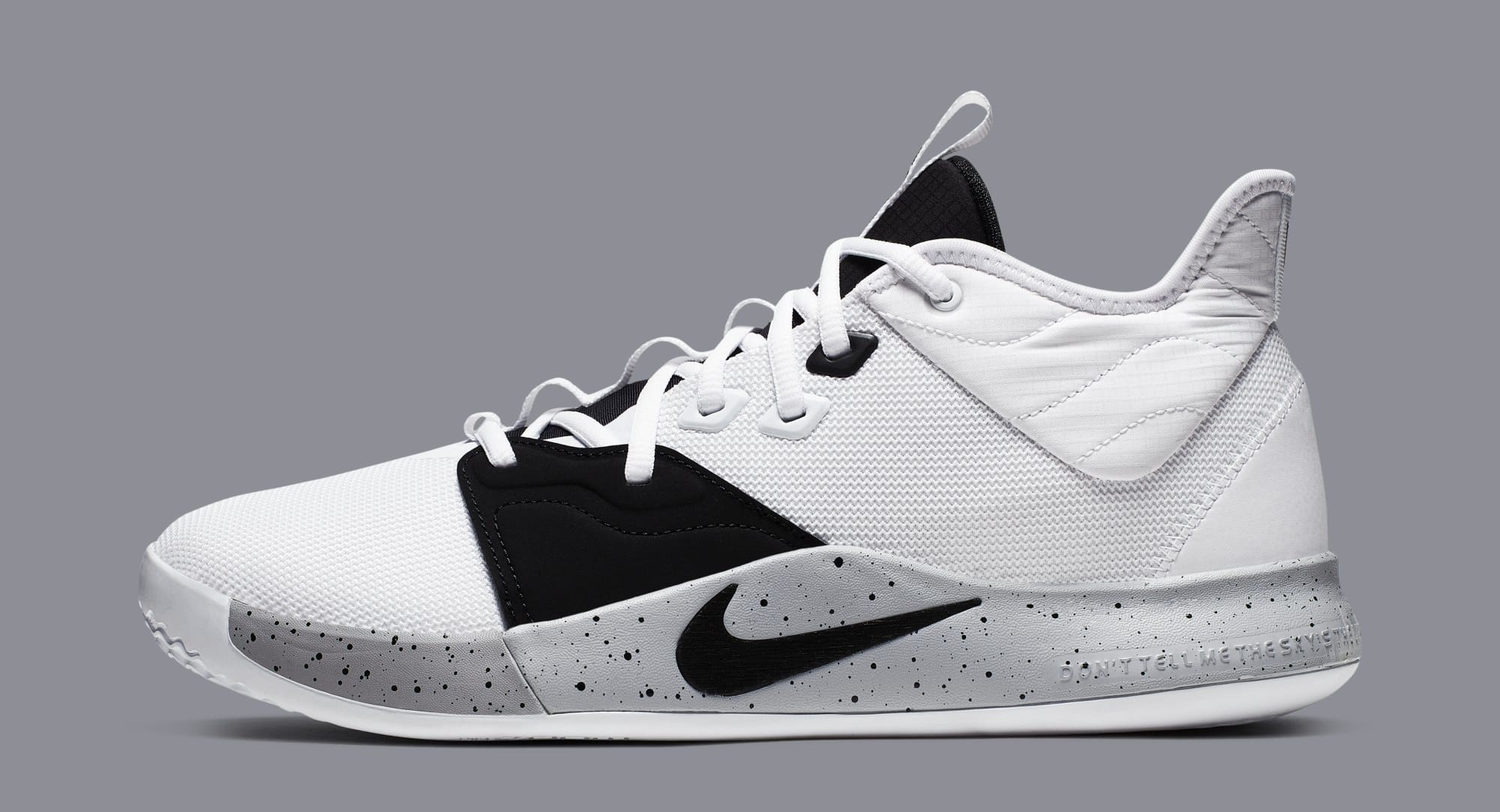 Nike PG 3 AO2607-101 (Lateral)